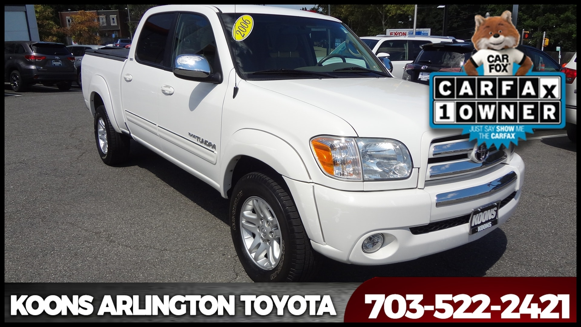 2006 Toyota Tundra SR5 For Sale Arlington VA