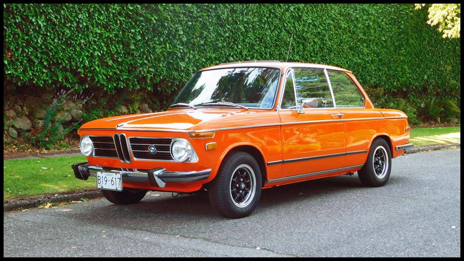 1972 Bmw 2002tii for Sale Classic Drive 1973 Bmw 2002tii
