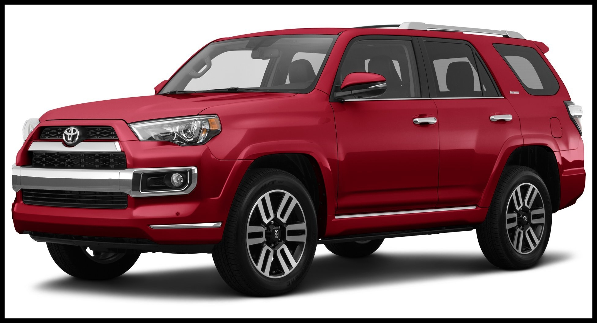 2016 Toyota 4Runner Limited 4 Wheel Drive 4 Door V6 GS