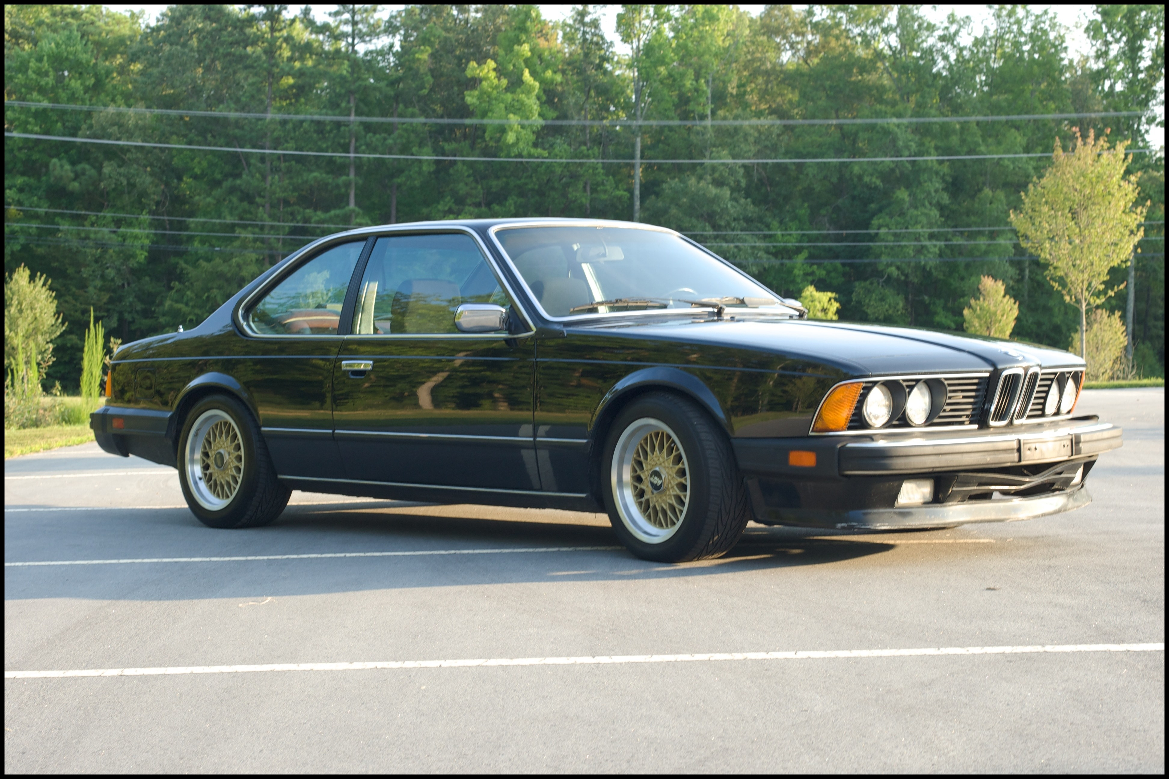 Gallery 1987 BMW 635CSi for Sale