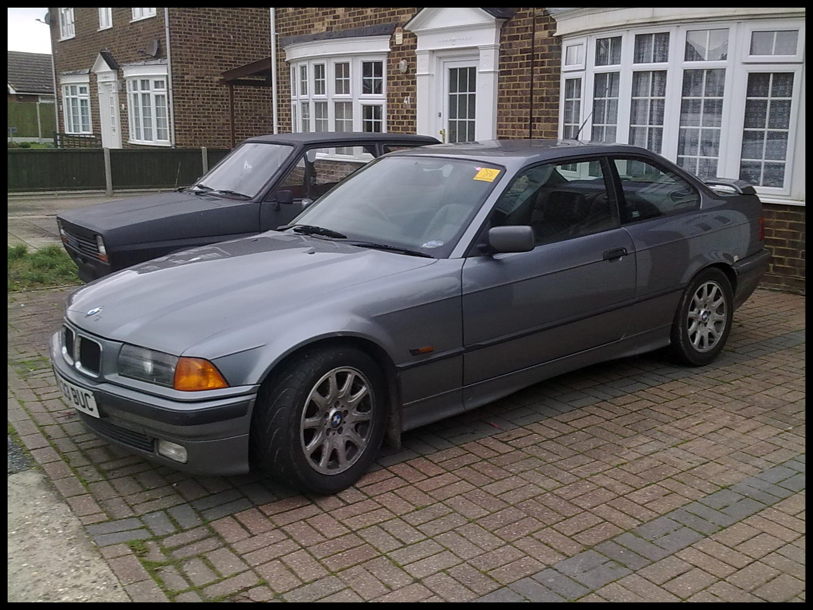 BMW 325i coupe 1995 160 000 miles MOT until march 22nd 2011 excellent runner just took us to Germany and back without a problem