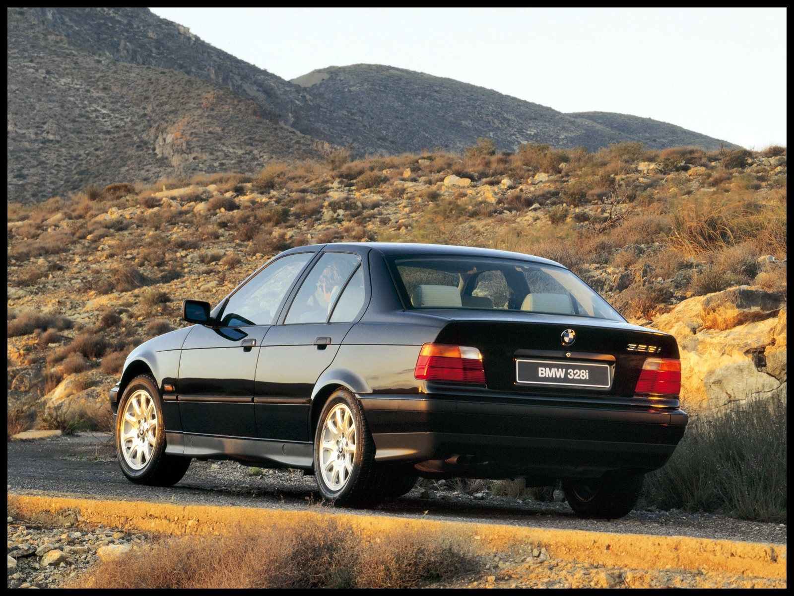 BMW 3 Series Sedan E36 1991 1998