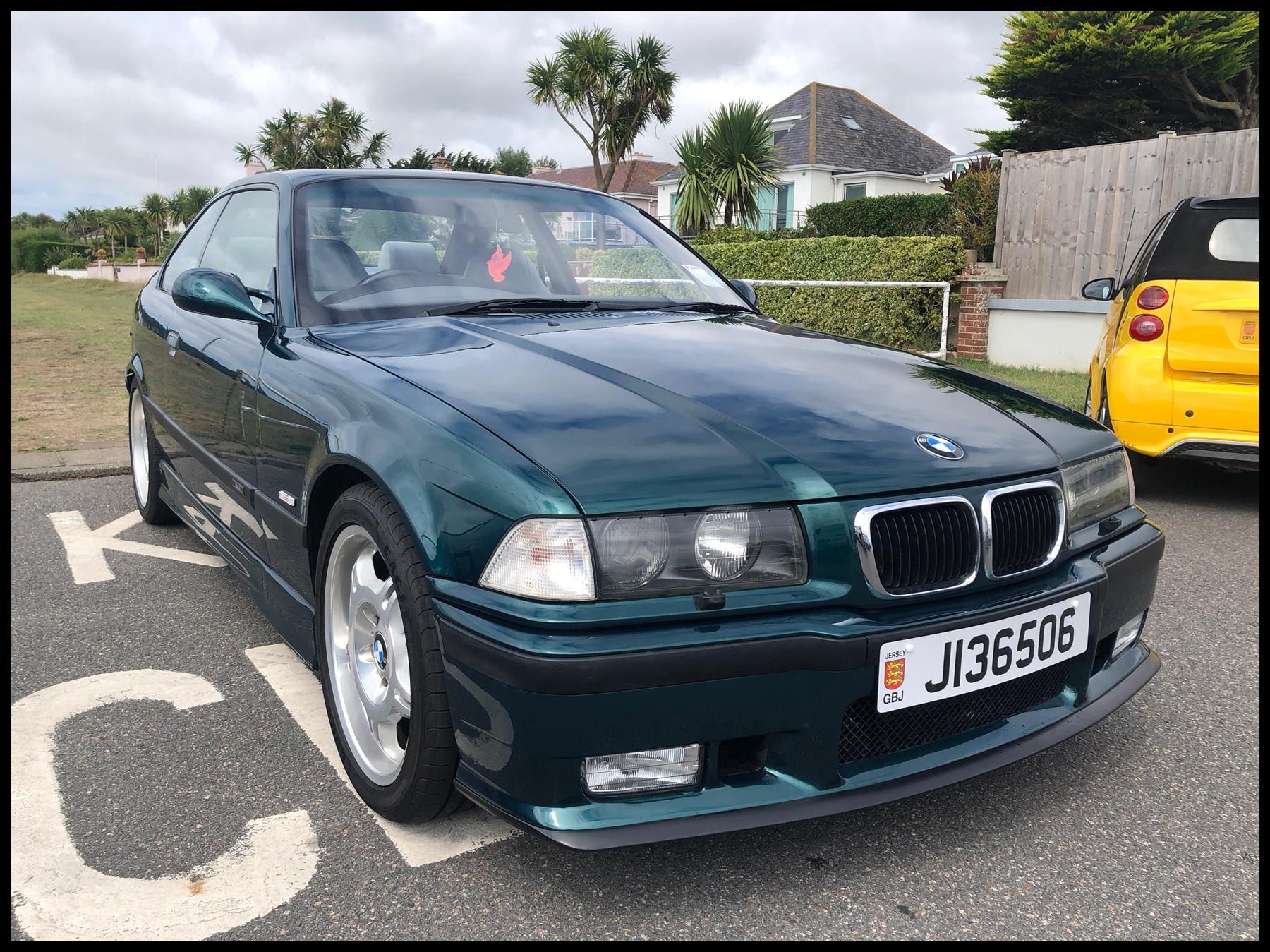 Immaculate e36 M3 Evolution 1996