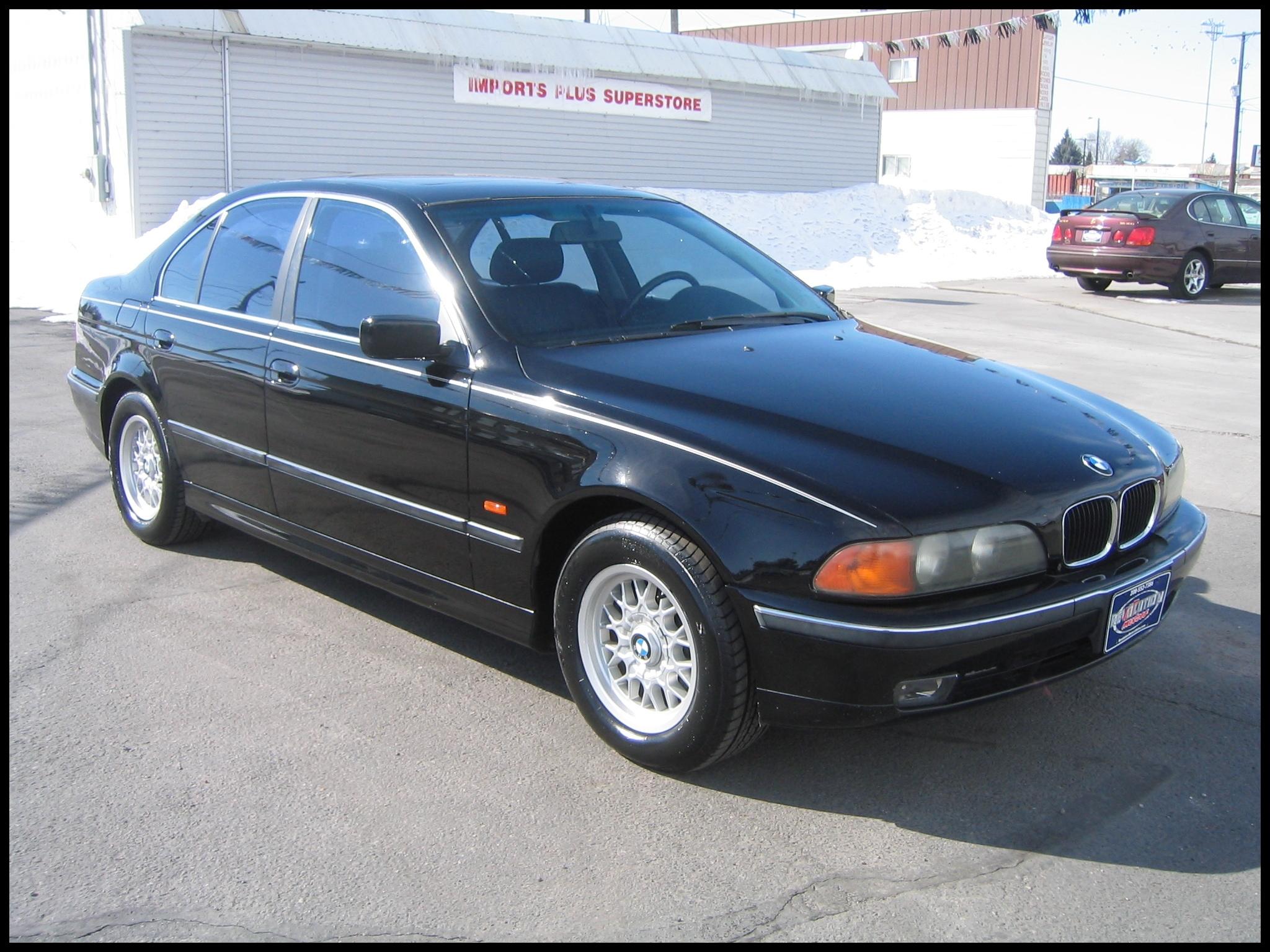 Ethio 1997 BMW 5 Series