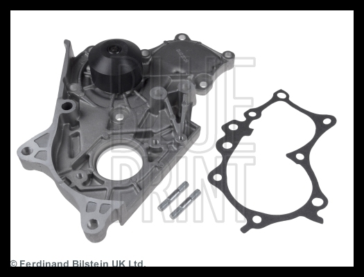 Blue Print Water Pump ADT Water Pump fits TOYOTA CAMRY