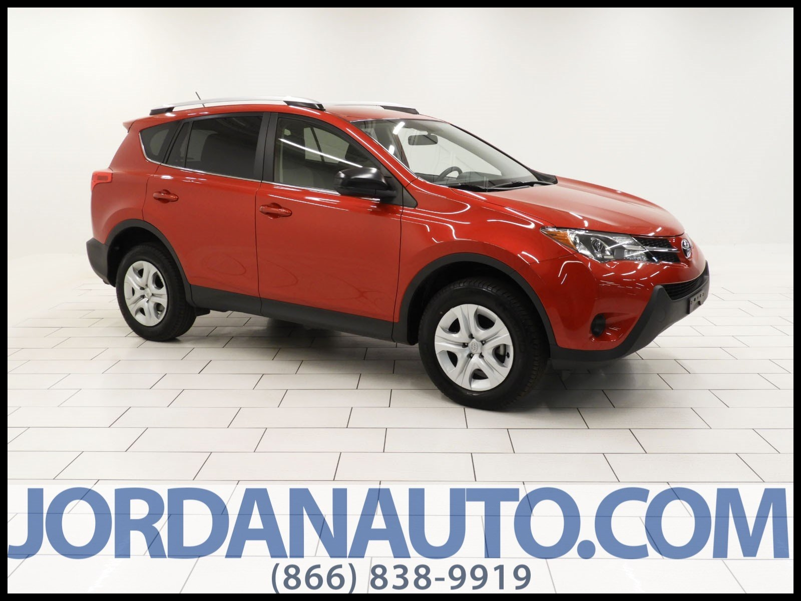 Certified Pre Owned 2015 Toyota RAV4 BSE