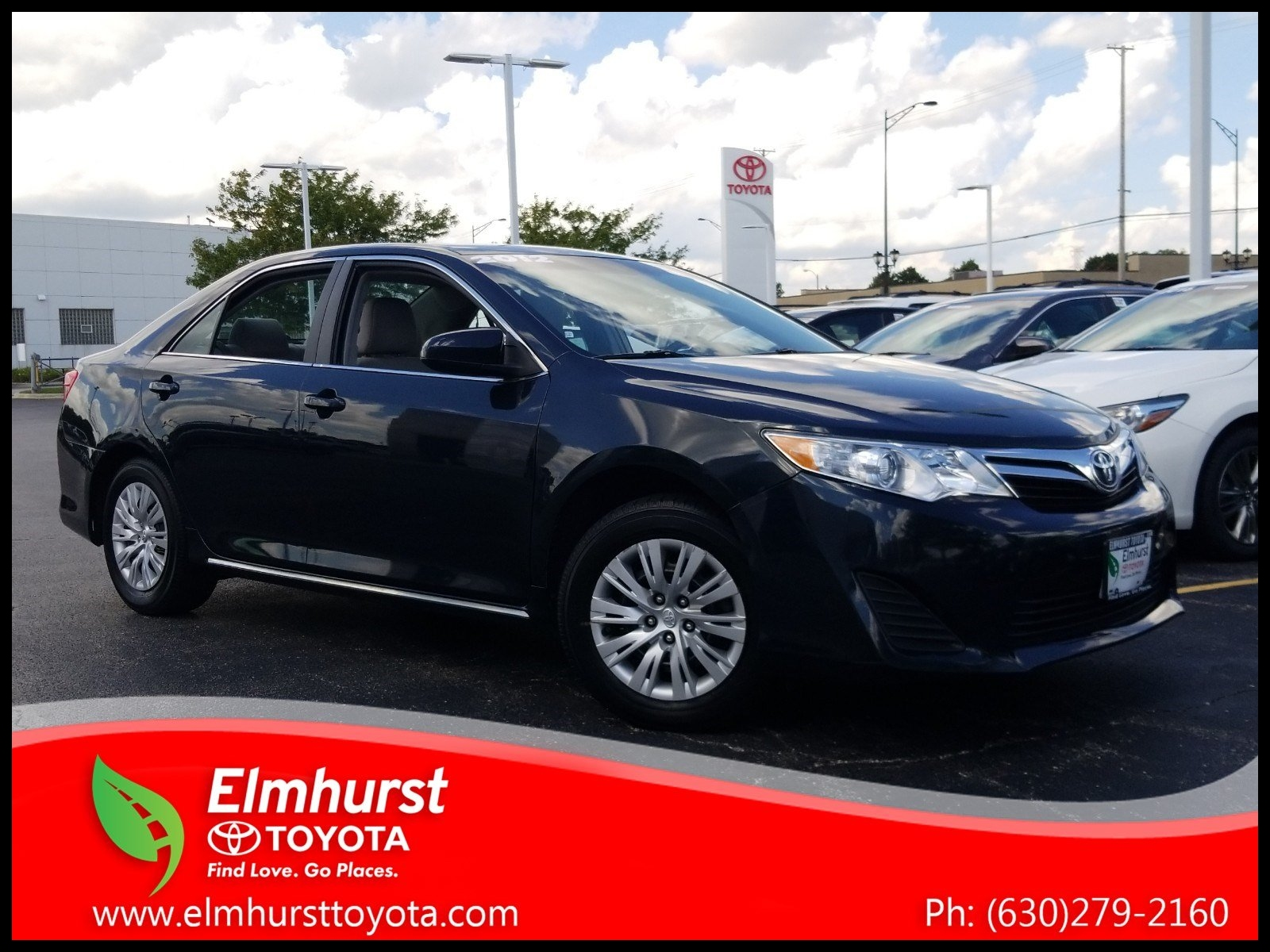 Pre Owned 2012 Toyota Camry LE