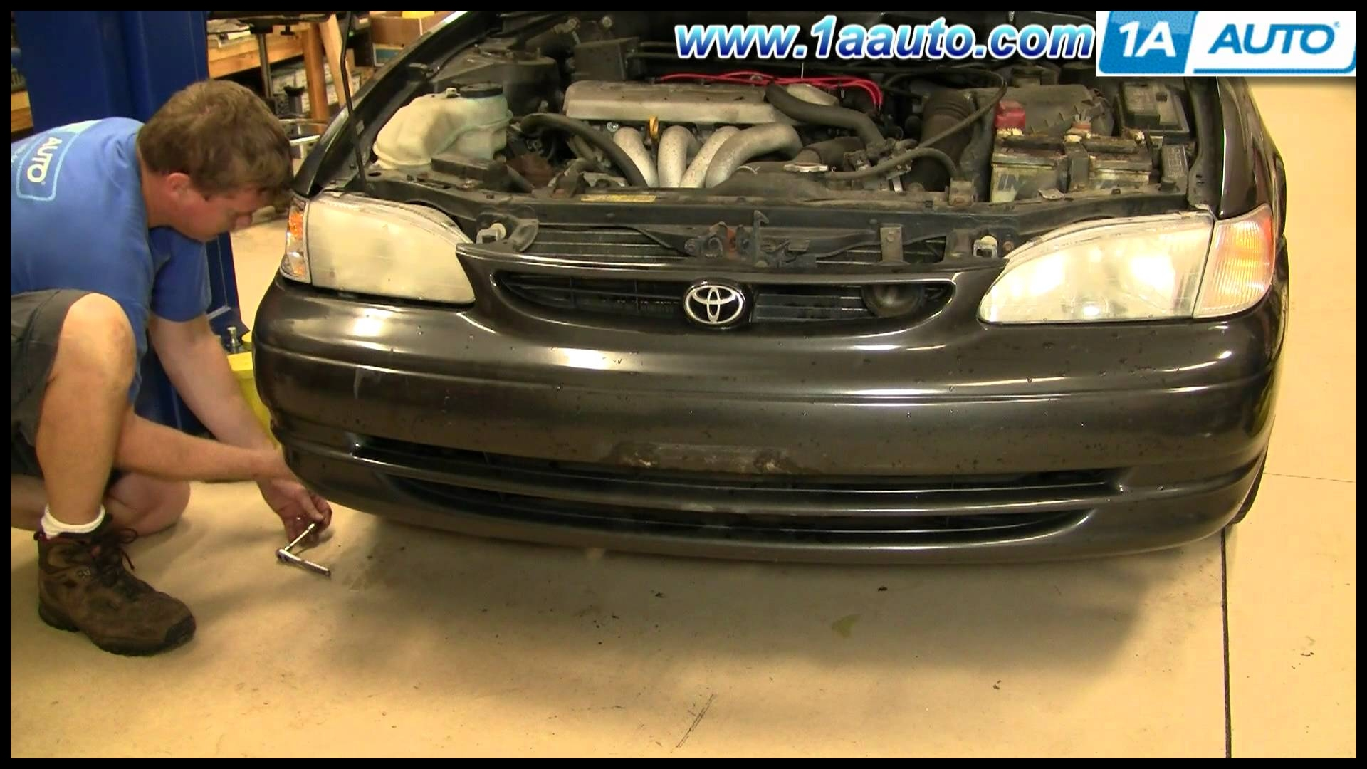 How To Install Replace Headlight and Bulb Toyota Corolla 98 02 1AAuto – Social Media Video Network Trends