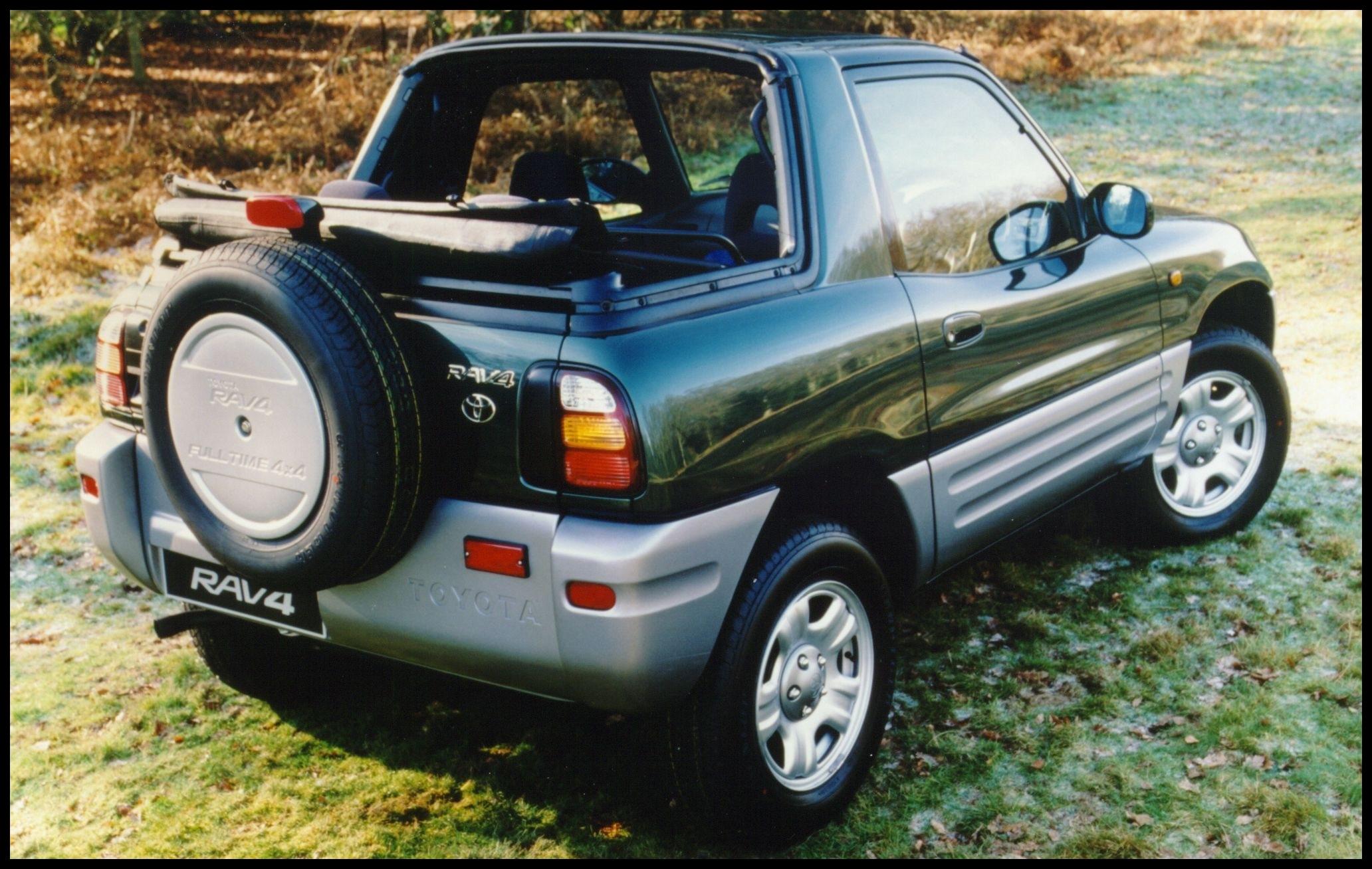 RAV4 SOFT TOP 1998 – 2000