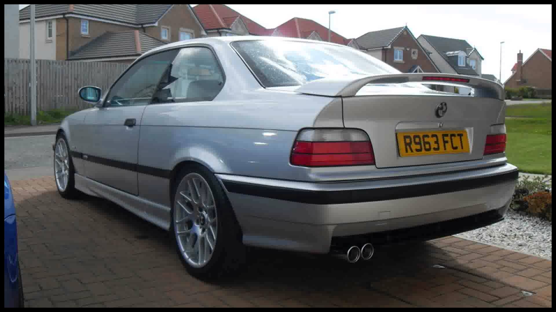 bmw 323is coupe e36