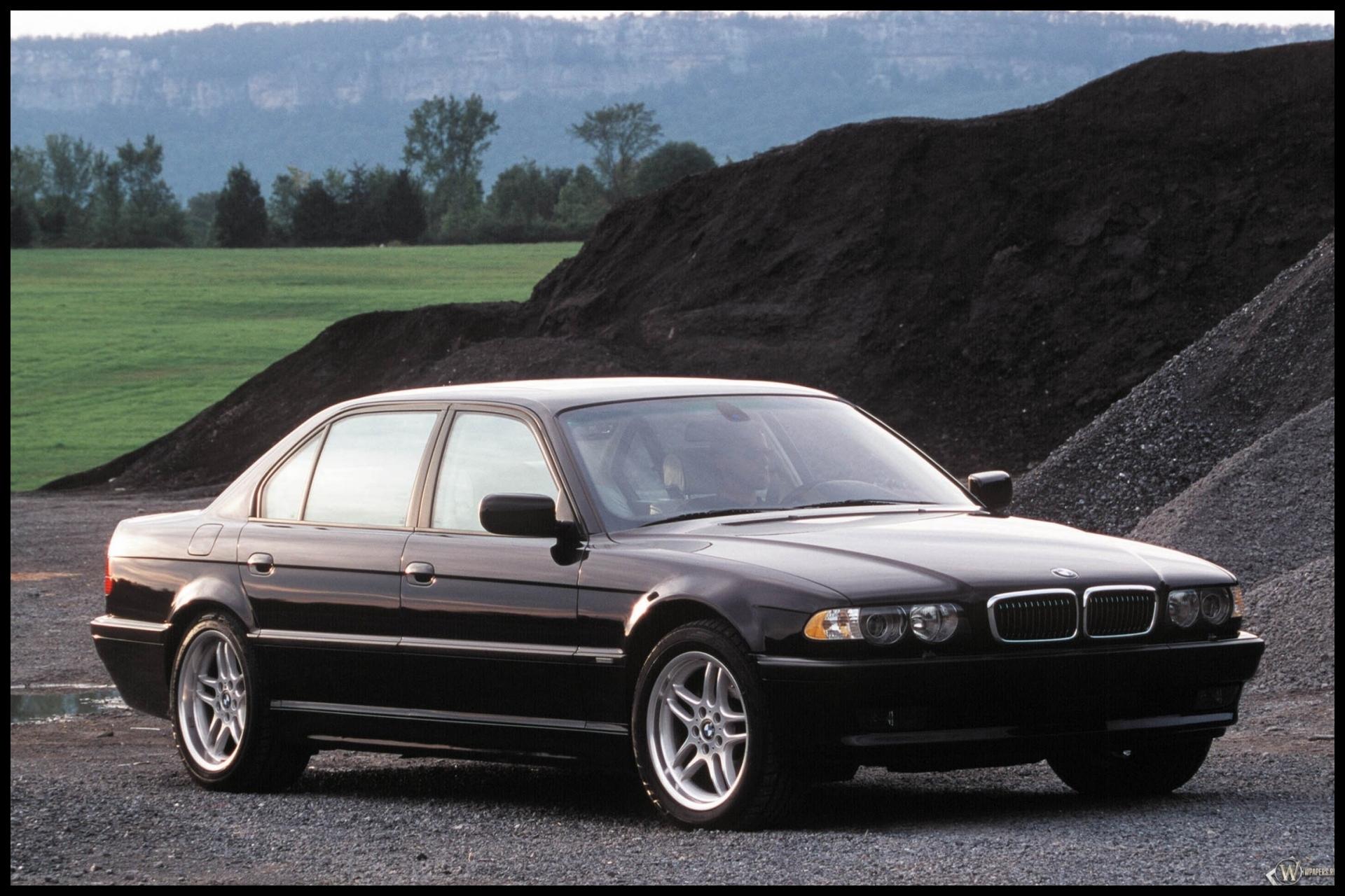 1999 Bmw 7 Series 1