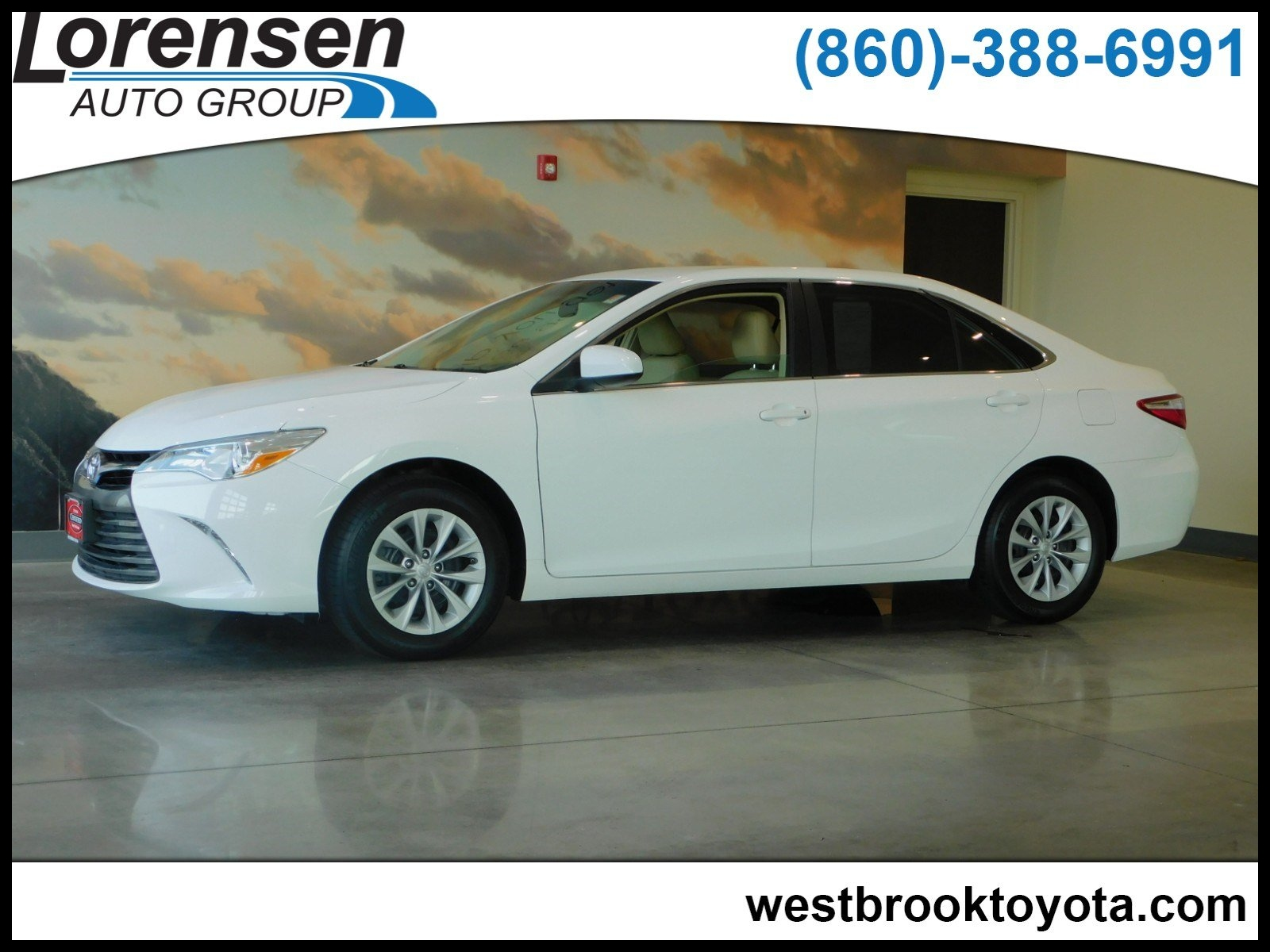 Certified Pre Owned 2015 Toyota Camry LE