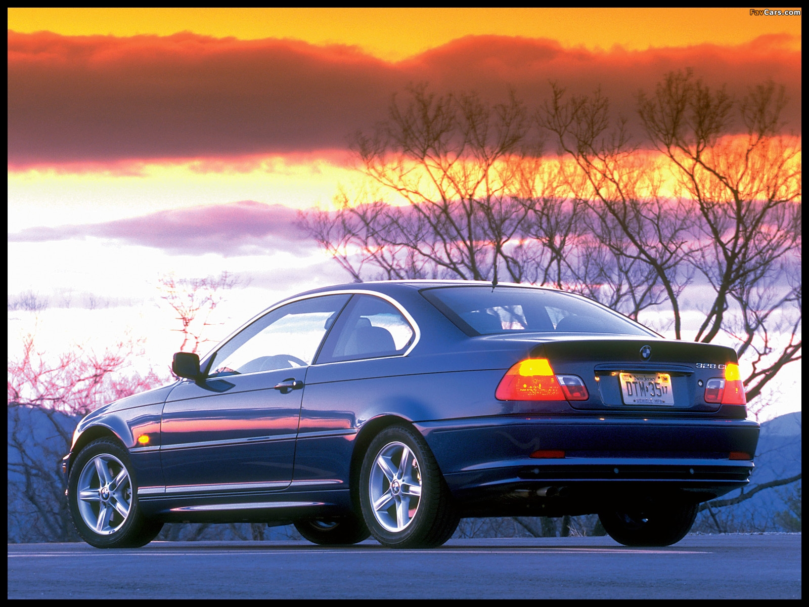 wallpapers bmw 3 series e46 1999 1