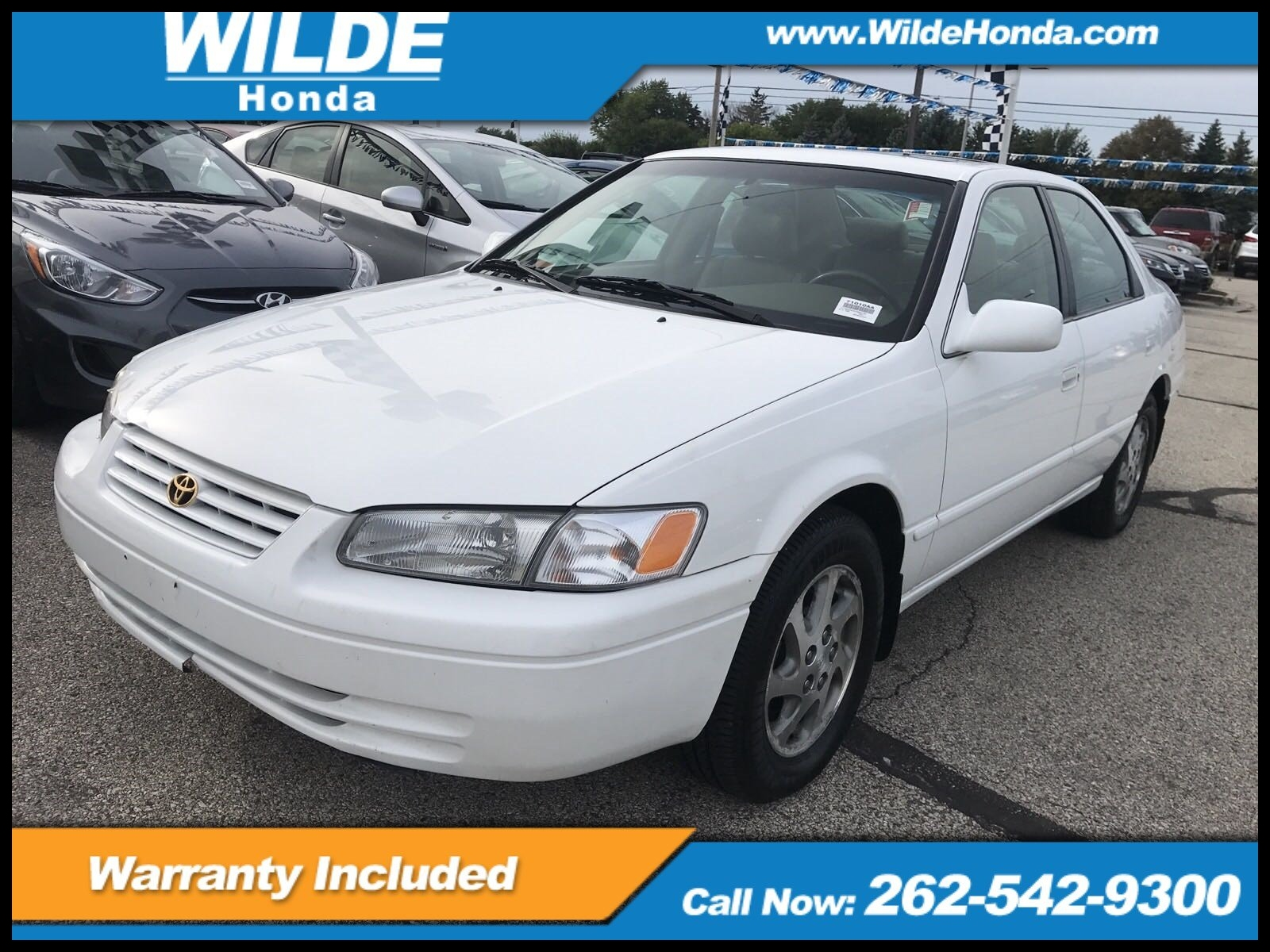 Pre Owned 1997 Toyota Camry XLE