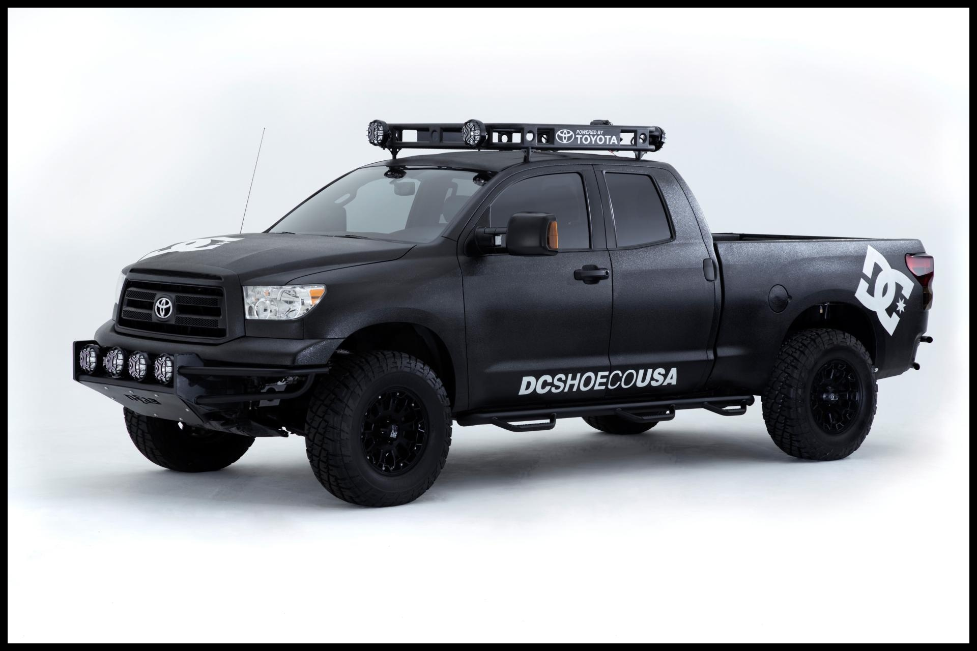 Toyota Tundra Ultimate Motorcross 2011 01