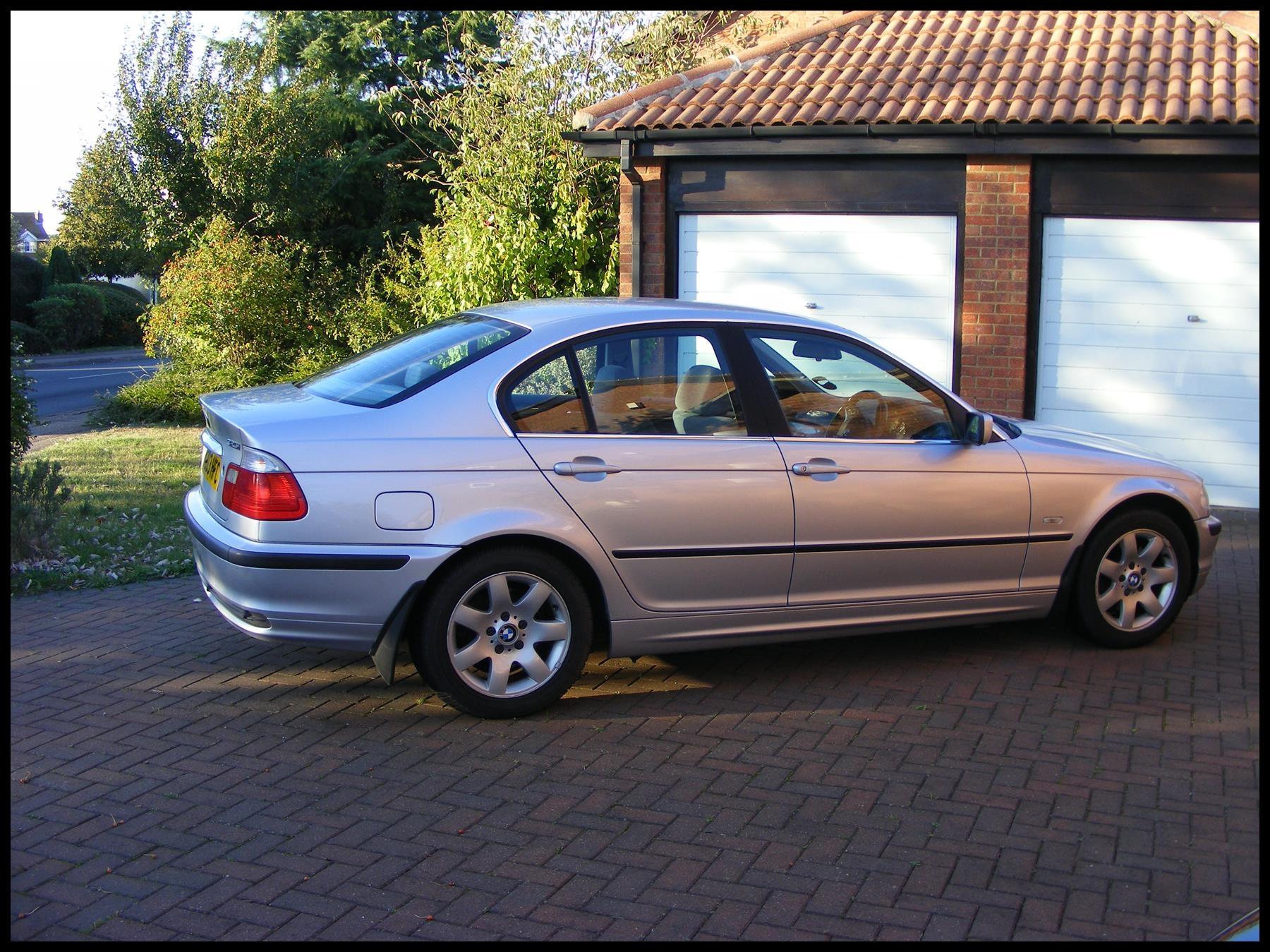 BMW 3 SERIES E46 325I SE 2001 2001