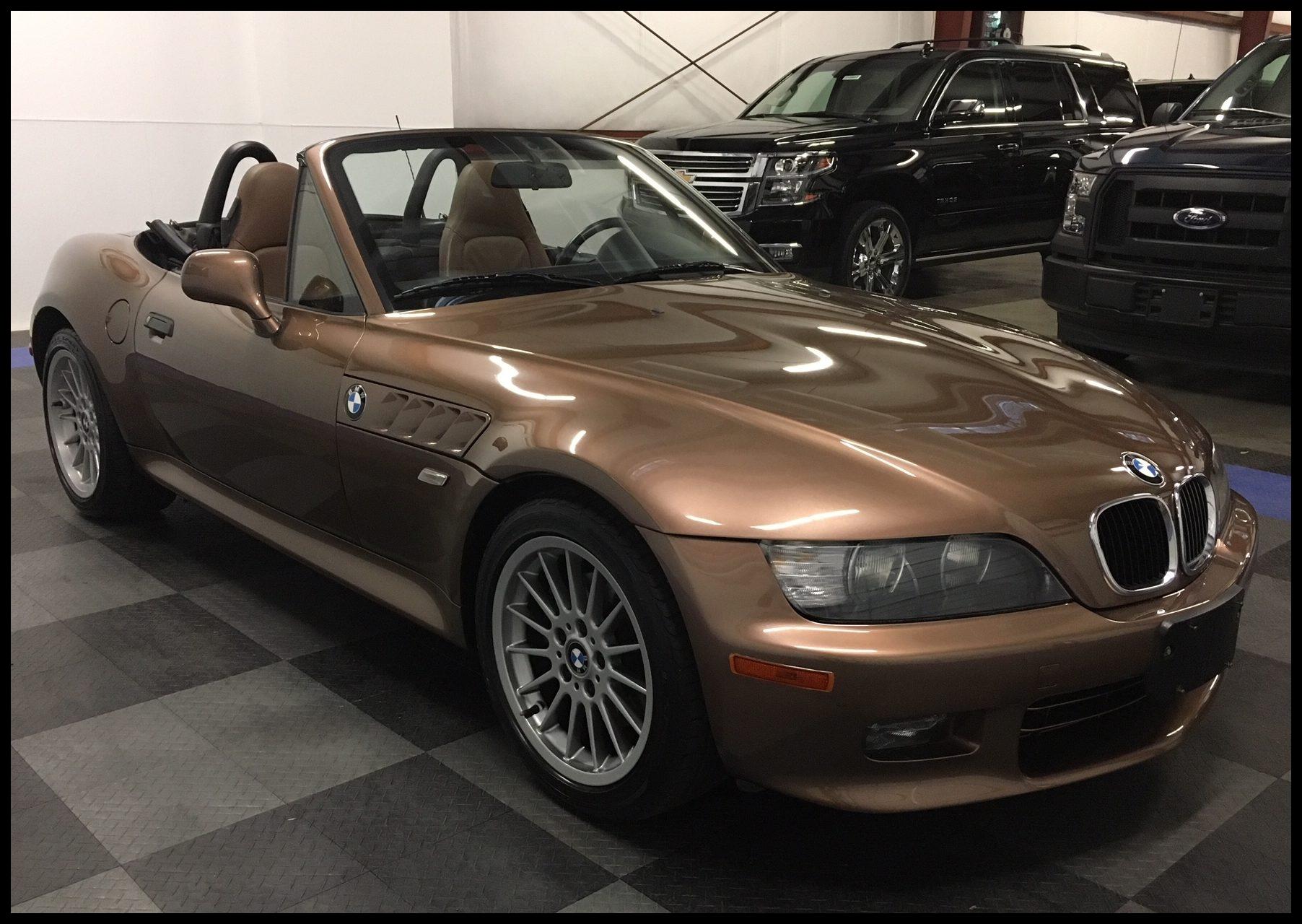 50K Mile 2001 BMW Z3 3 0i 5 Speed for sale on BaT Auctions sold for $9 200 on October 30 2017 Lot 6 593