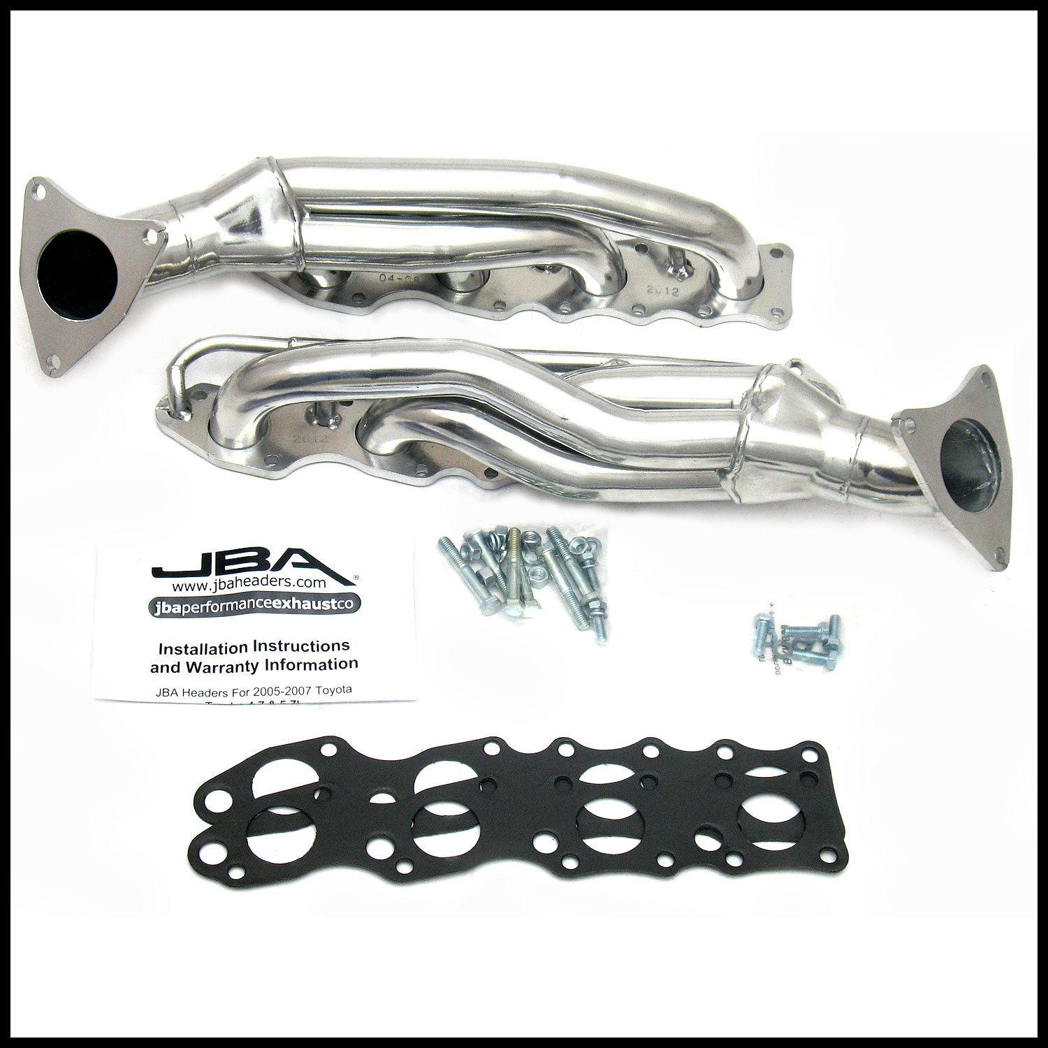 JBA Performance Exhaust Featured Product Toyota Tundra 5 7L and 4 7L Trucks