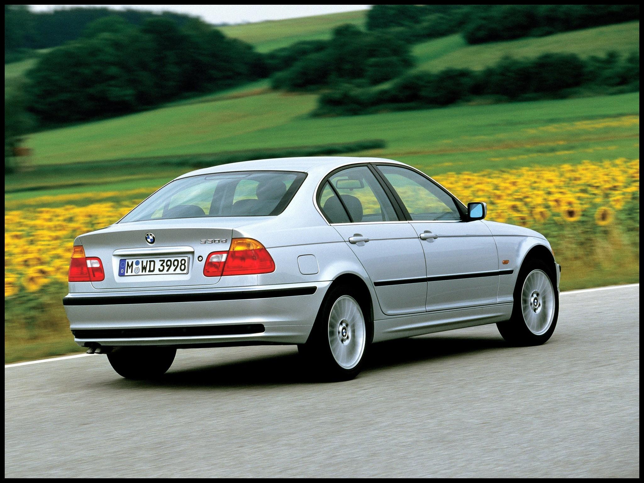 BMW 3 Series E46 1998 2002