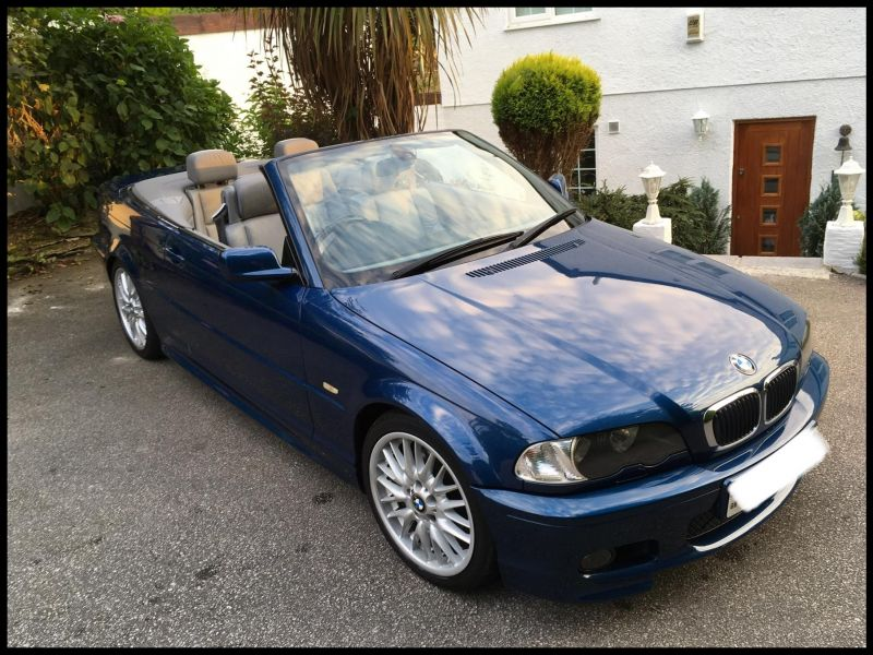 2002 Bmw 330ci Coupe for Sale