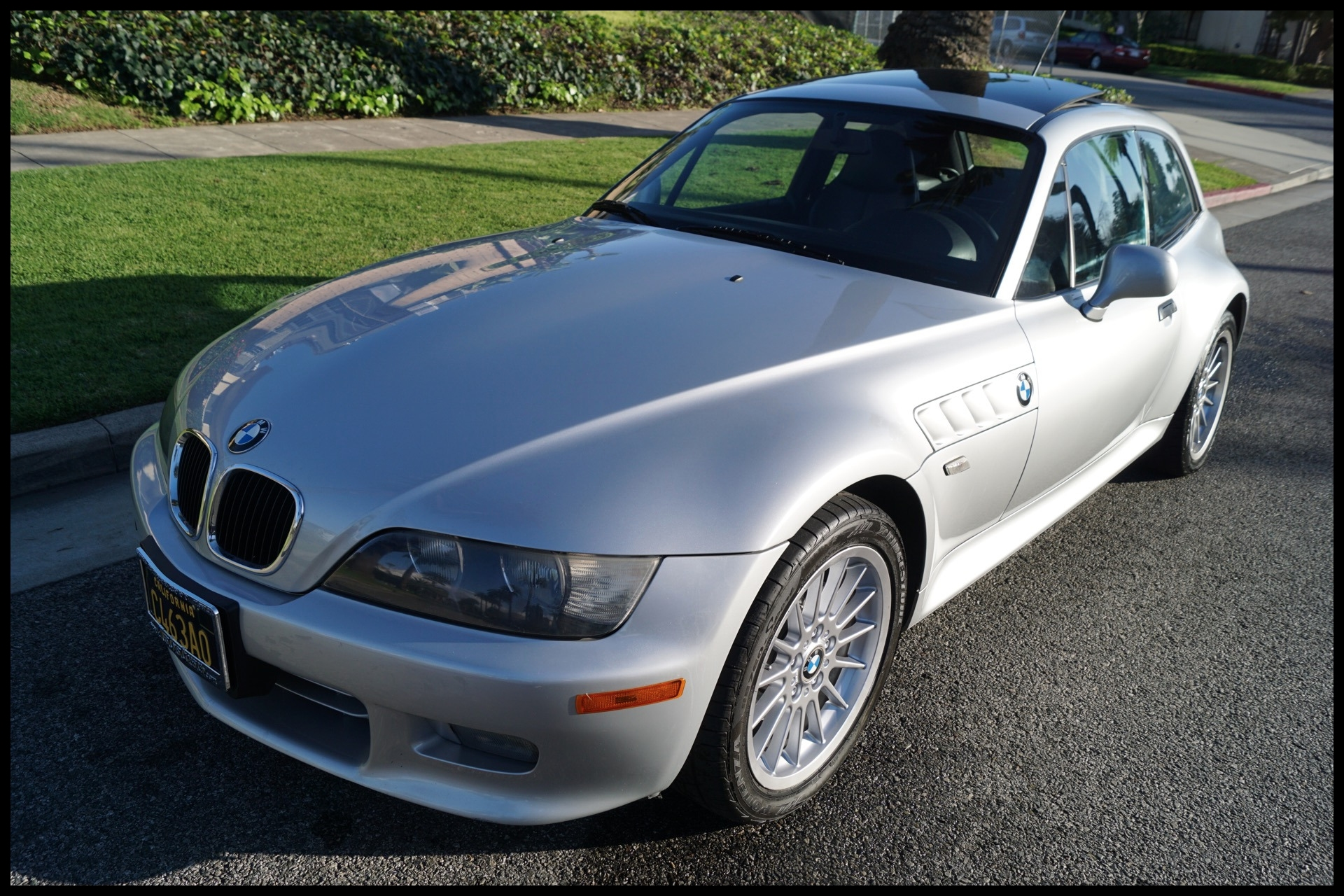 Used 2000 BMW Z3 COUPE 2 8