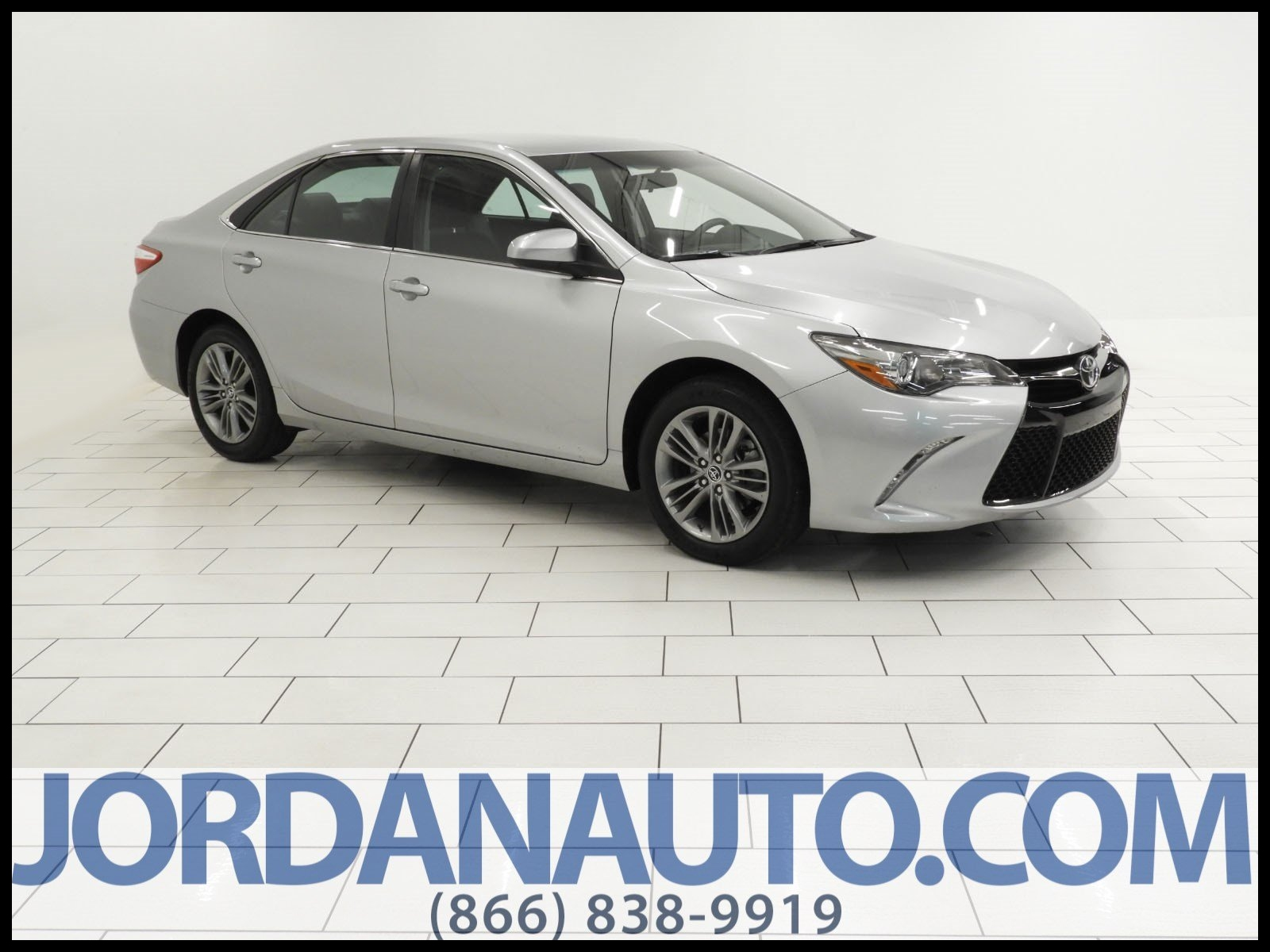 Certified Pre Owned 2015 Toyota Camry SE