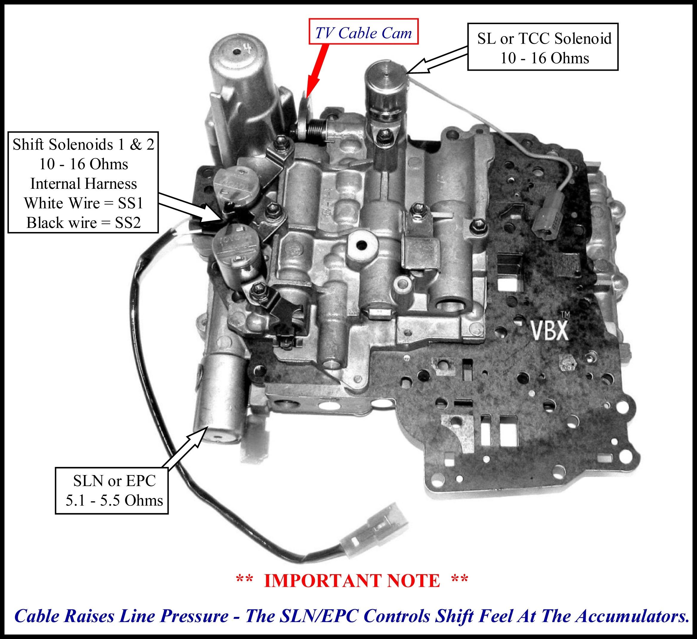 A541e Diagram Wiring Circuit • New Interior