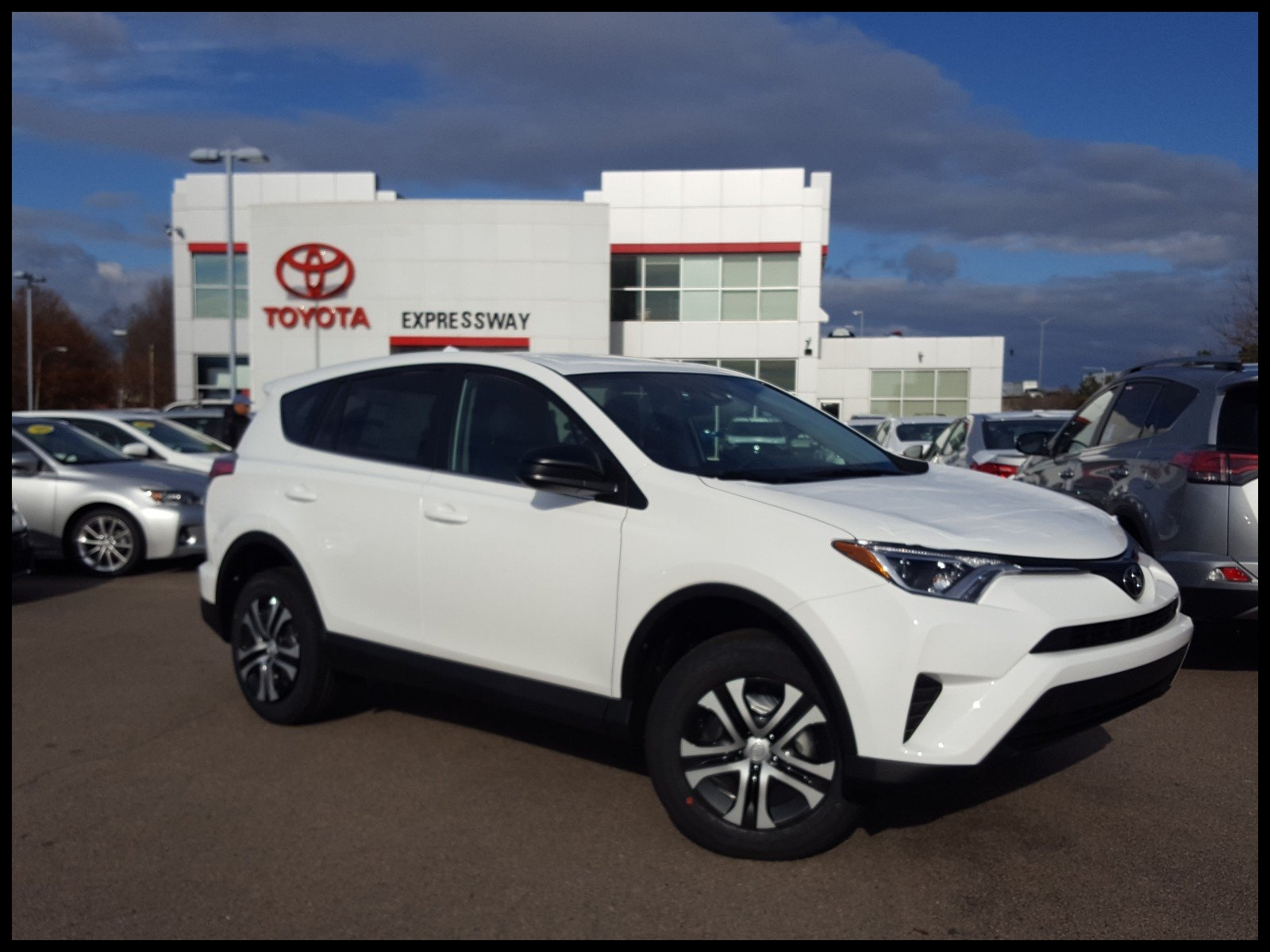 Hot News New 2018 toyota Rav4 Le Sport Utility In Boston Price and Release Date