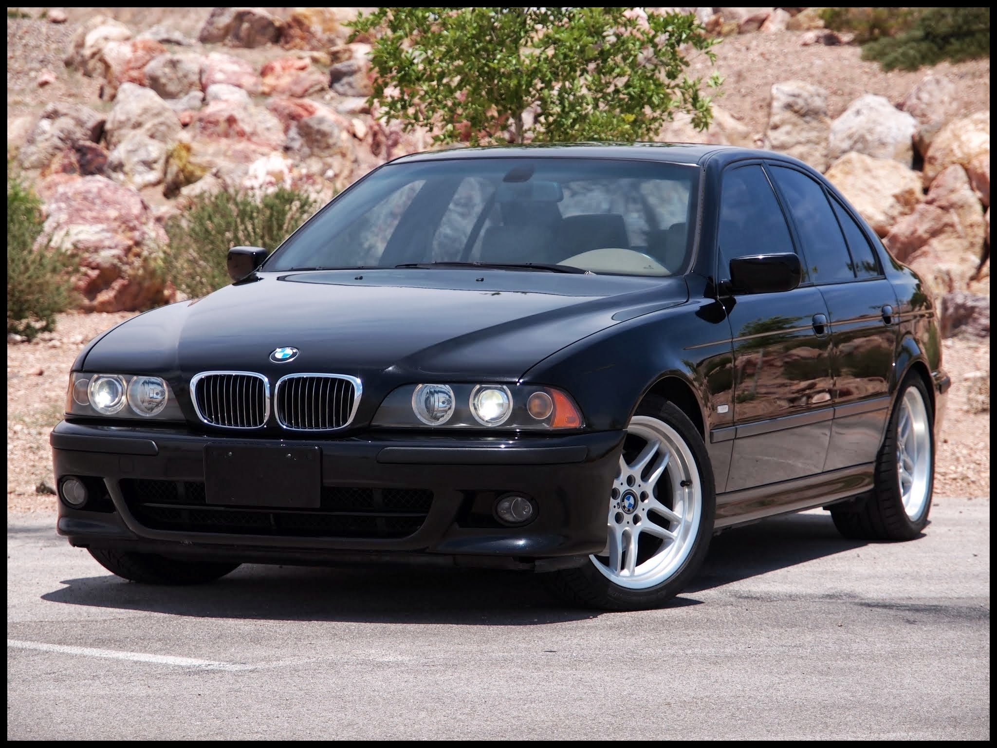 2003 BMW 540i SPORTS PACKAGE Test Drive & Walk Around by Viva Las Vegas Autos