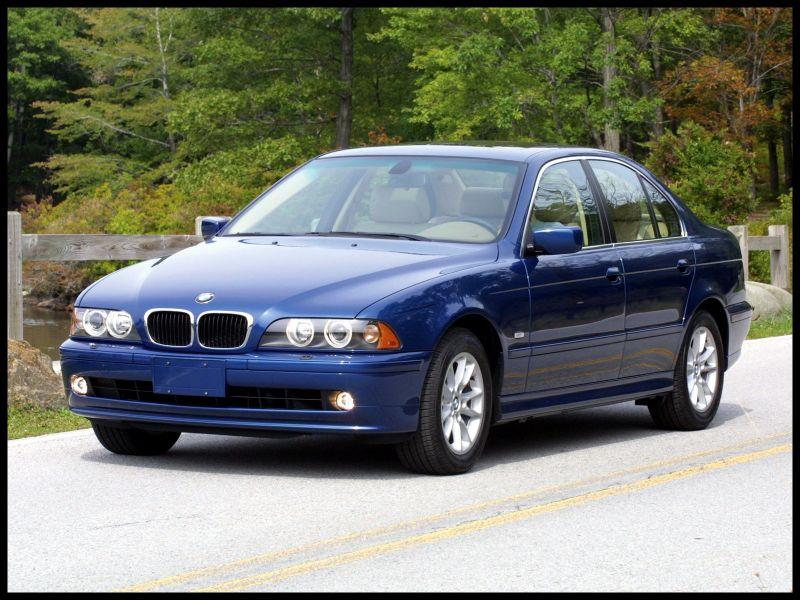 2003 Bmw 540i Specs