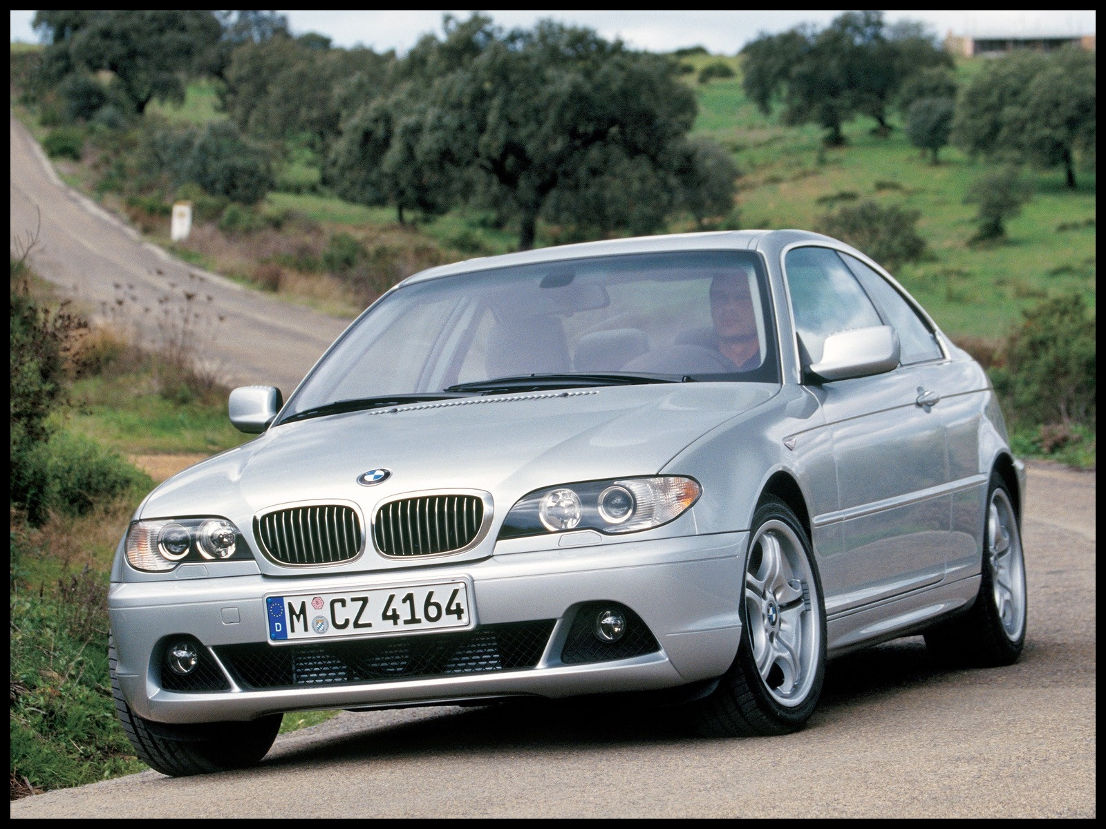 BMW 3 Series Coupe E46 2003 2006