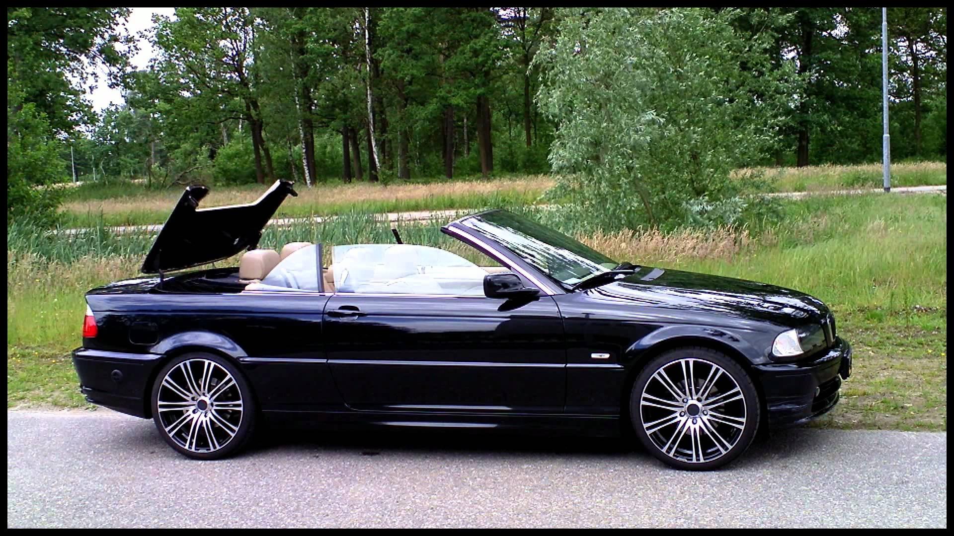 325Ci automatic roof HD Cabrio bob