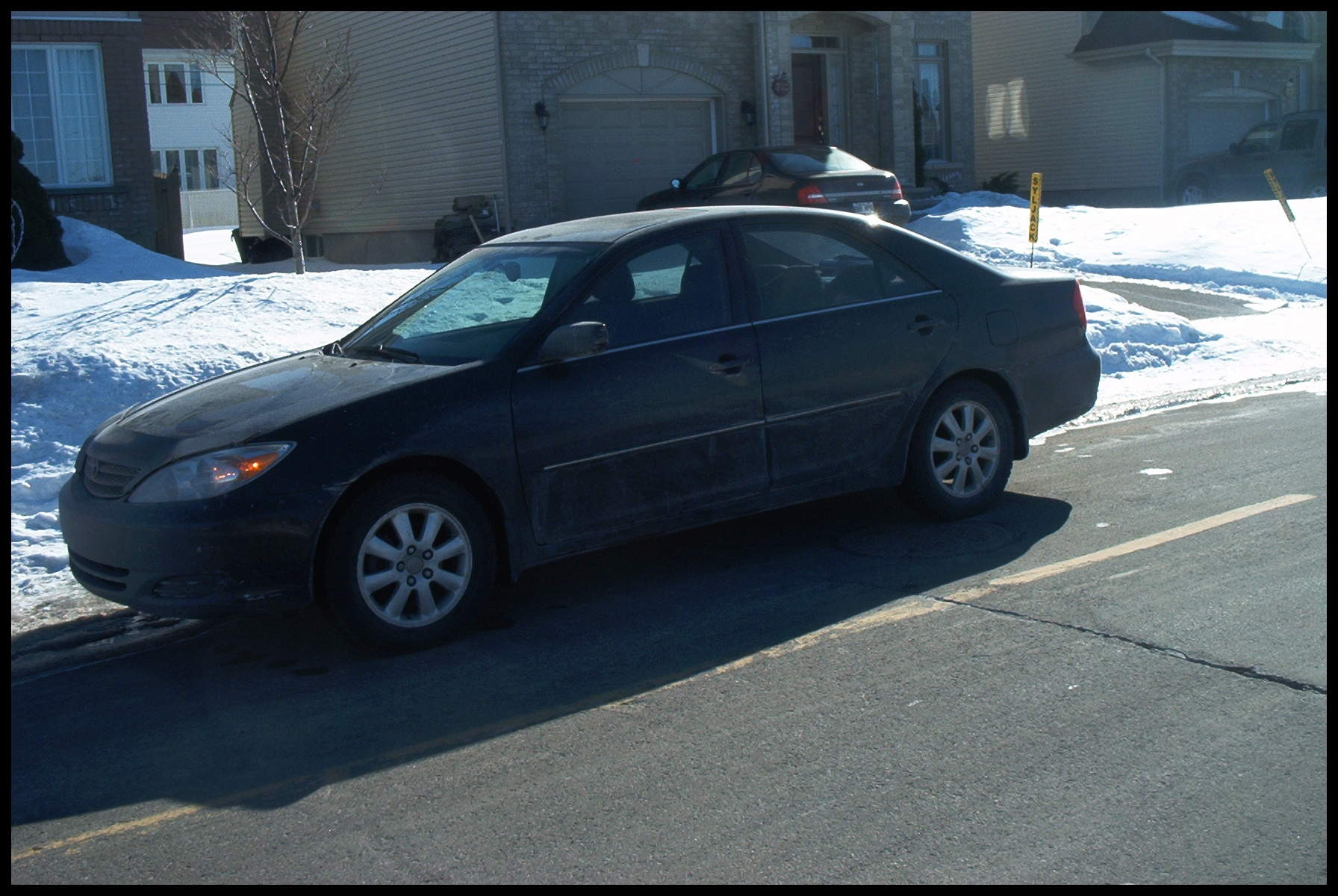 2004 toyota Camry Battery Replacement 2004 toyota Camry Le W 5 Speed Manual 4dr Sedan 5