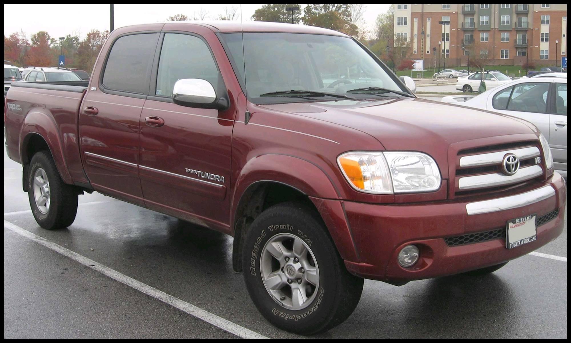 2004 Toyota Tundra 2004 Toyota Tundra