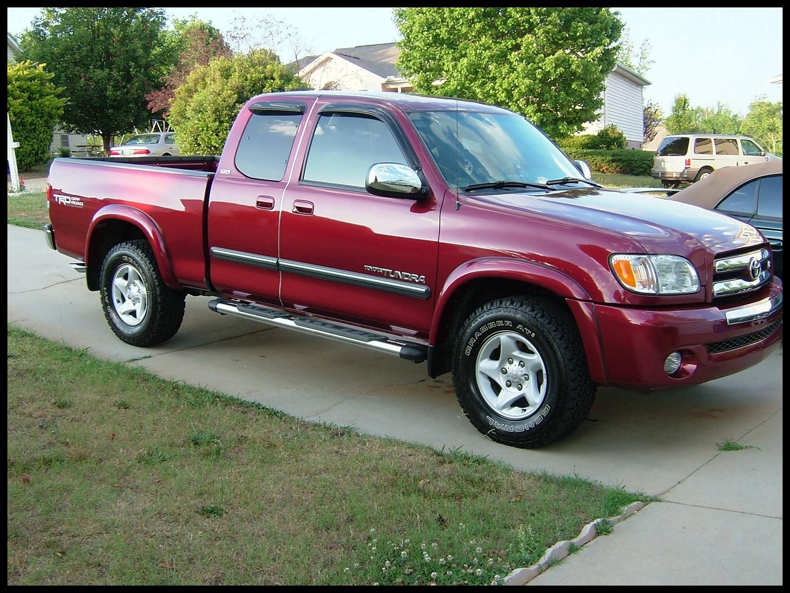 2004 Toyota Tundra 5 Toyota Tundra 5