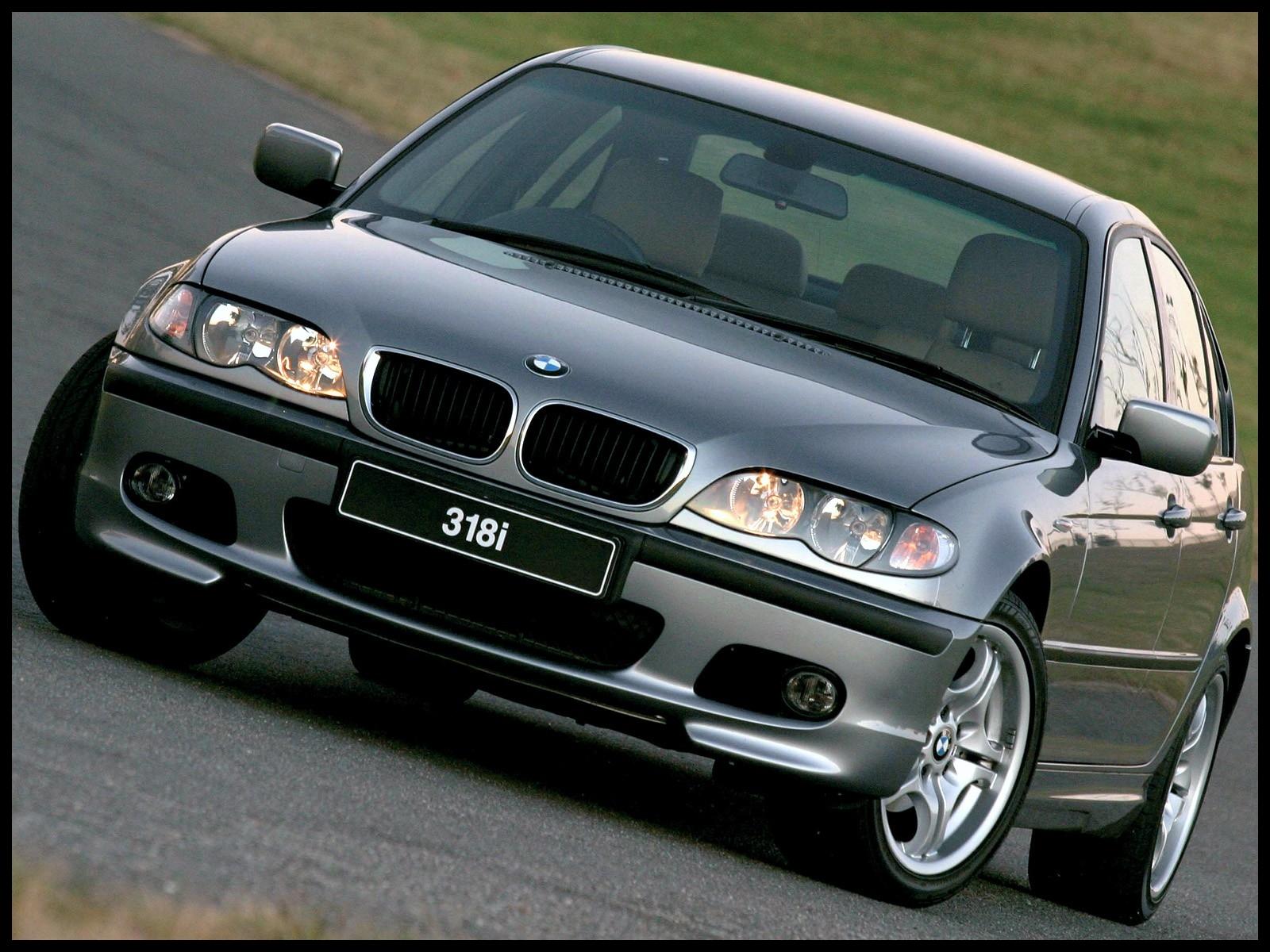 BMW 3 Series E46 2002 2005