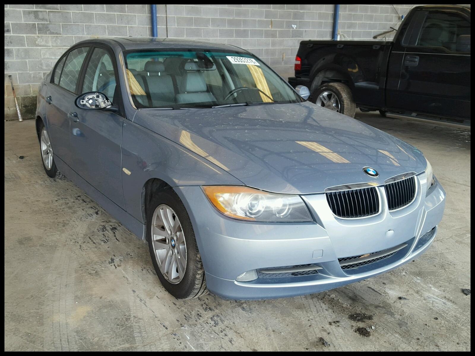 2007 BMW 328 I 3 0L