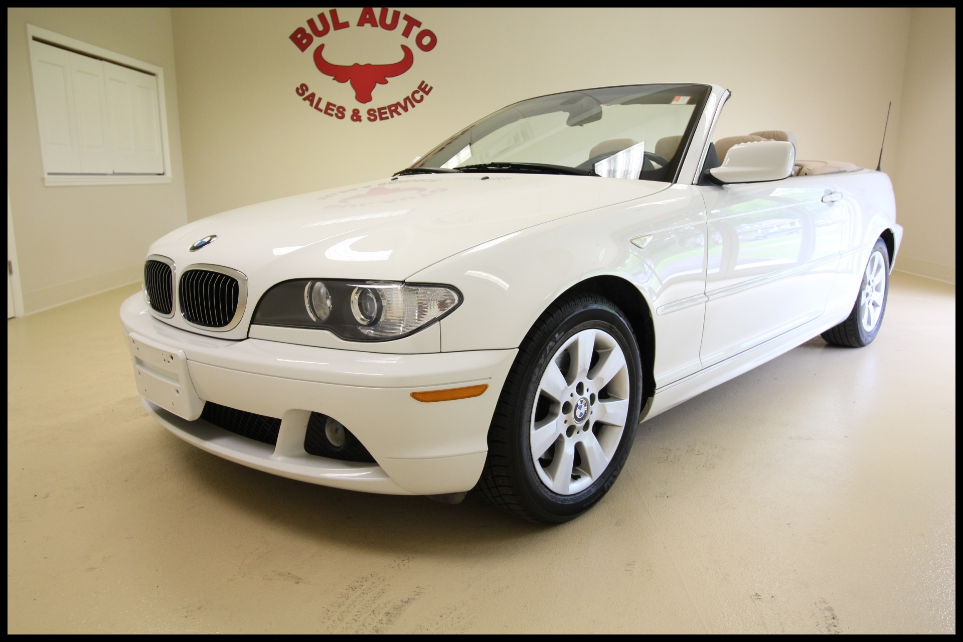 Used 2005 BMW 3 Series 325Ci convertible
