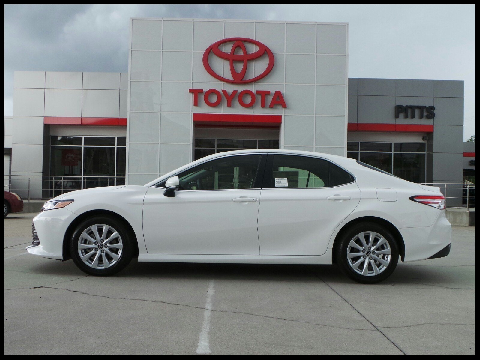 2005 toyota Camry Tire Size New 2018 toyota Camry Le 4dr Car In Dublin C4584 Pitts