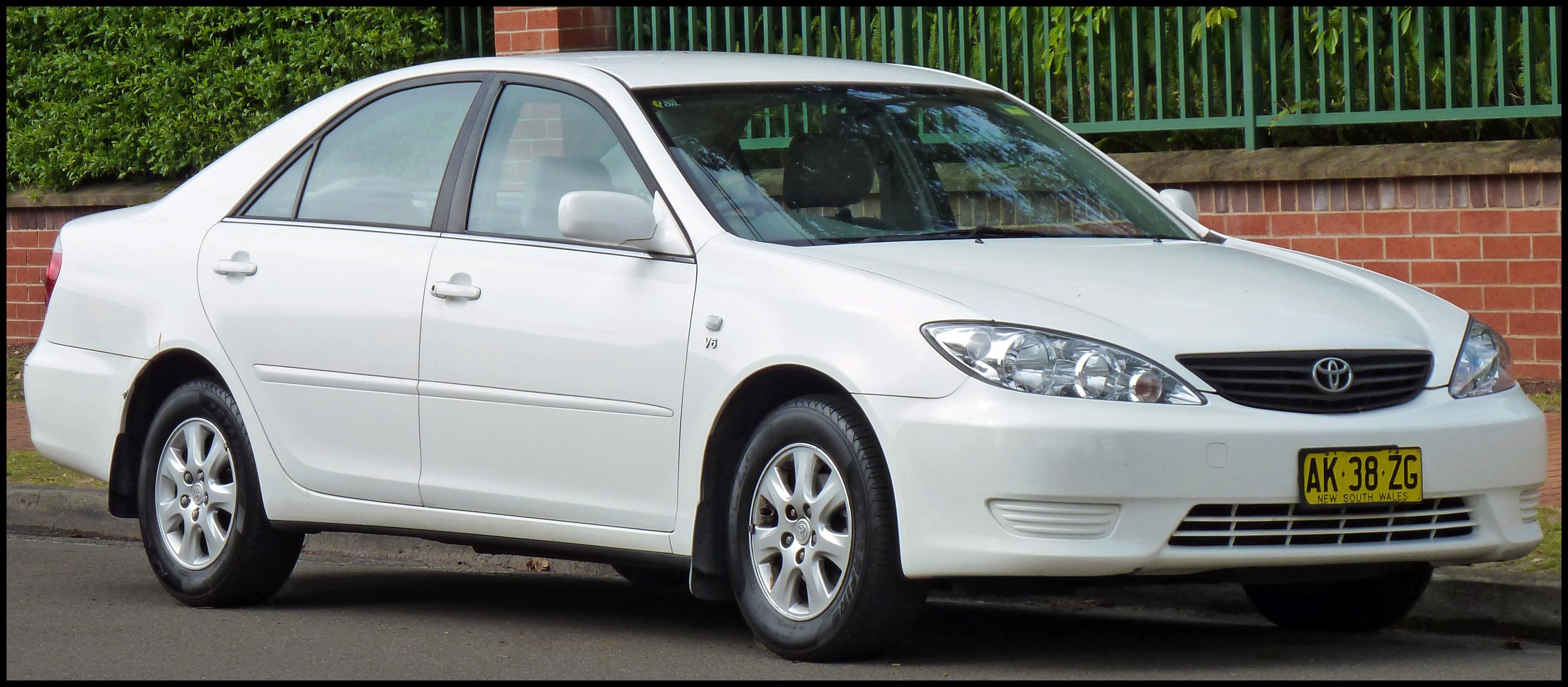 File 2005 2006 Toyota Camry MCV36R Altise Limited sedan 03
