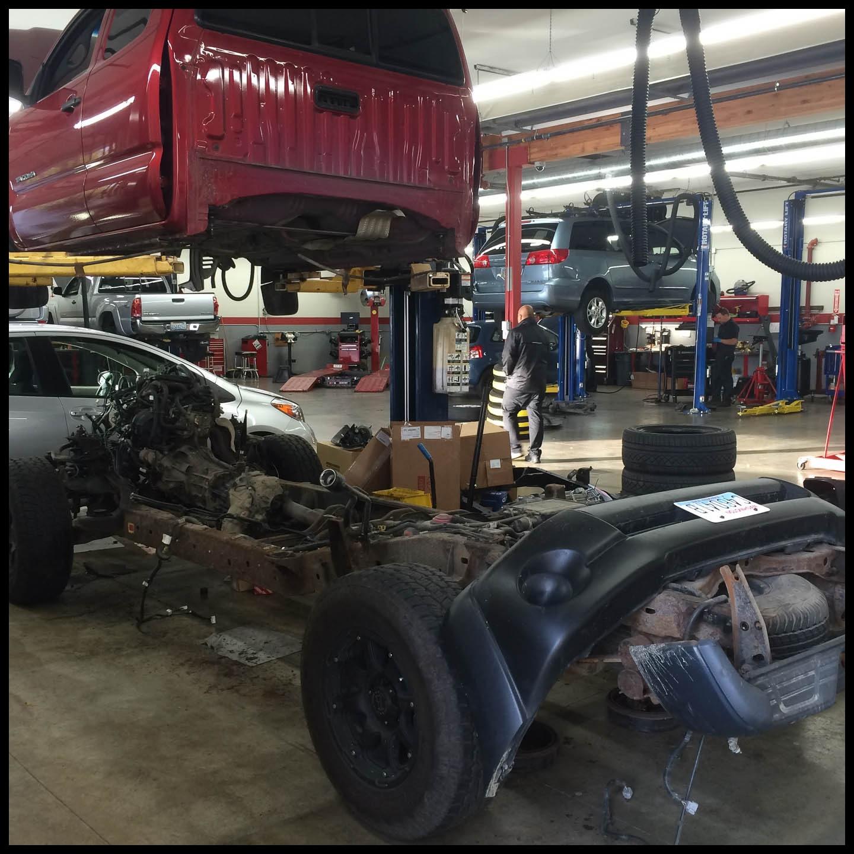 Toyota Recall Frame Rust Xgood