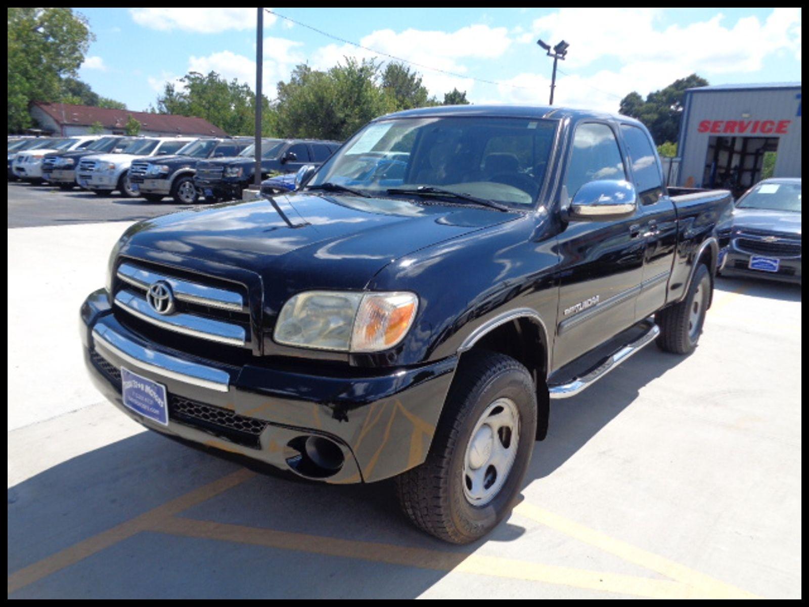 2005 Toyota Tundra SR5 city TX Texas Star Motors in Houston