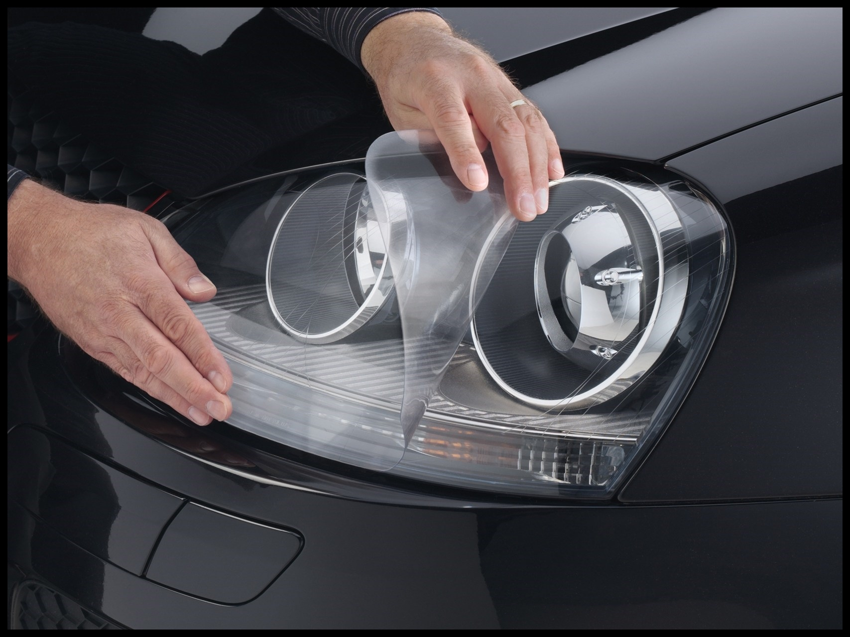 Look for How to clean inside of headlights
