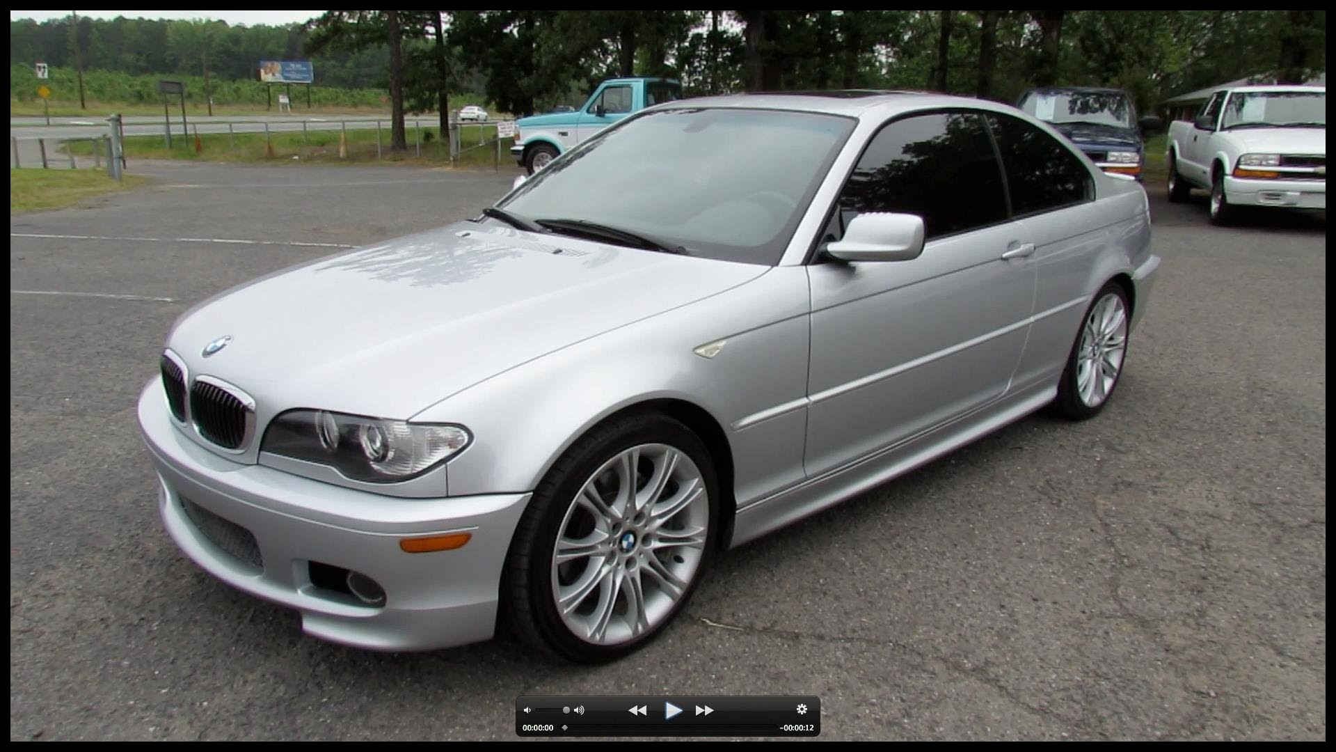 2006 BMW 330ci ZHP Start Up Exhaust Test Drive and In Depth Review