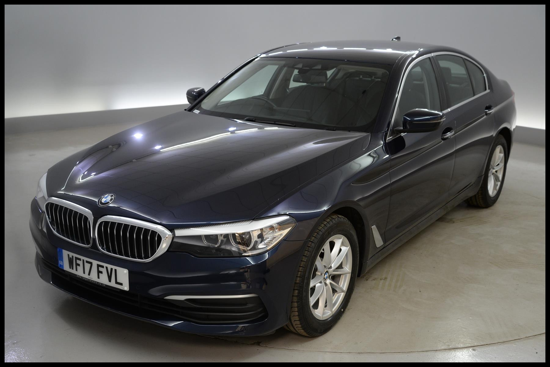 Bmw Service History Idrive Unique Used 2017 Bmw 5 Series 520d Se 4dr Auto Xenons Idrive