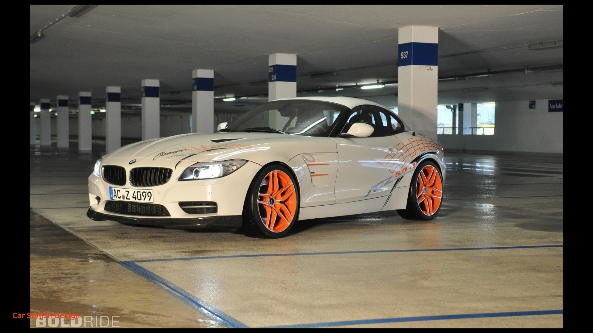 Bmw Sports Car Luxury Ac Schnitzer Bmw Z4 Acz4 5 0d