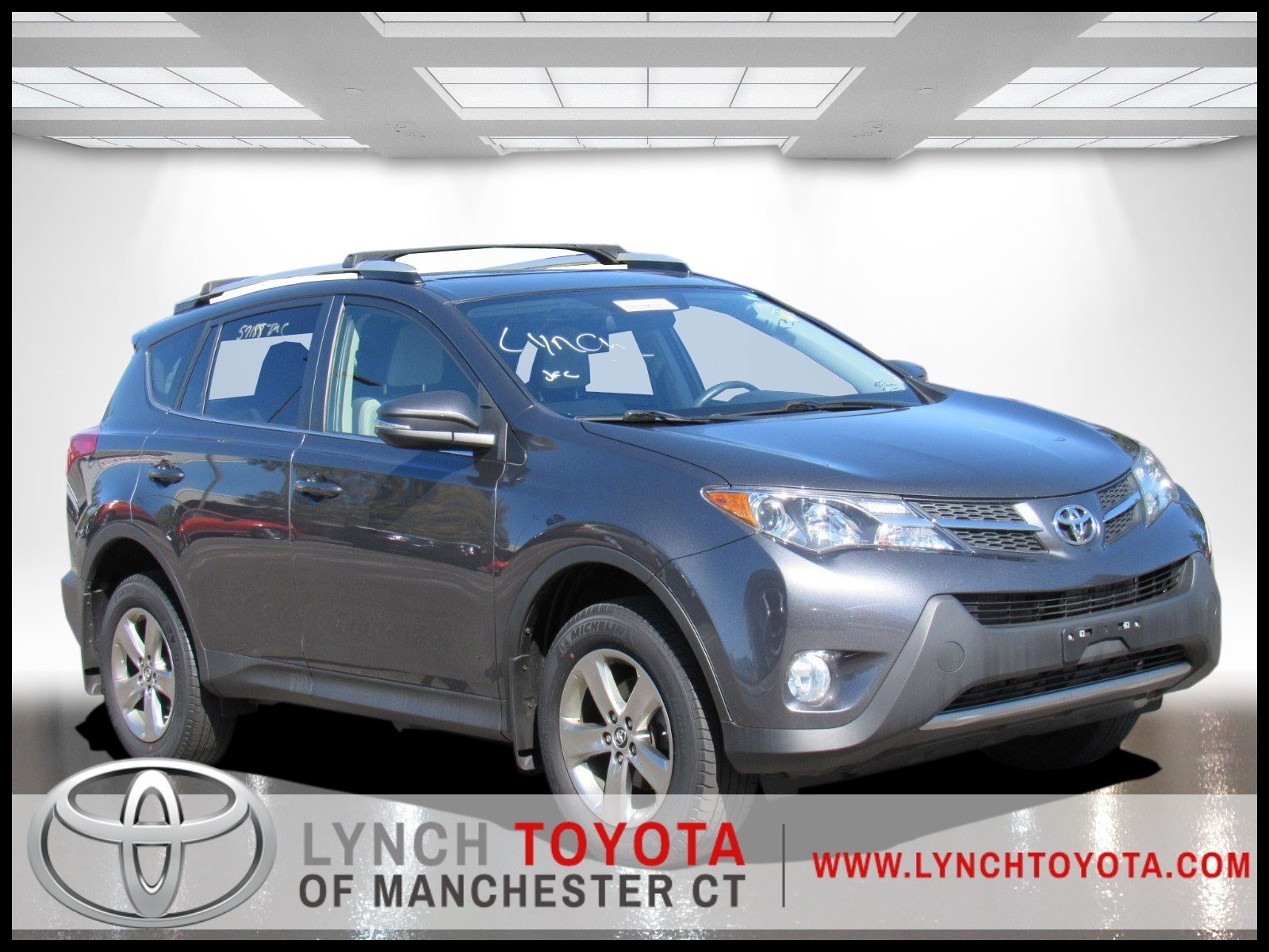 Certified Pre Owned 2015 Toyota RAV4 XLE