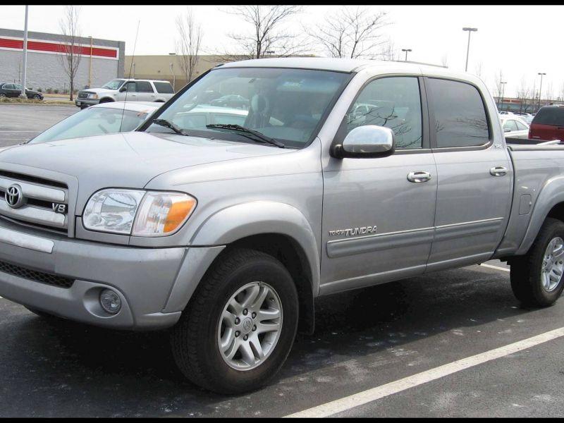2006 toyota Tundra Tire Size