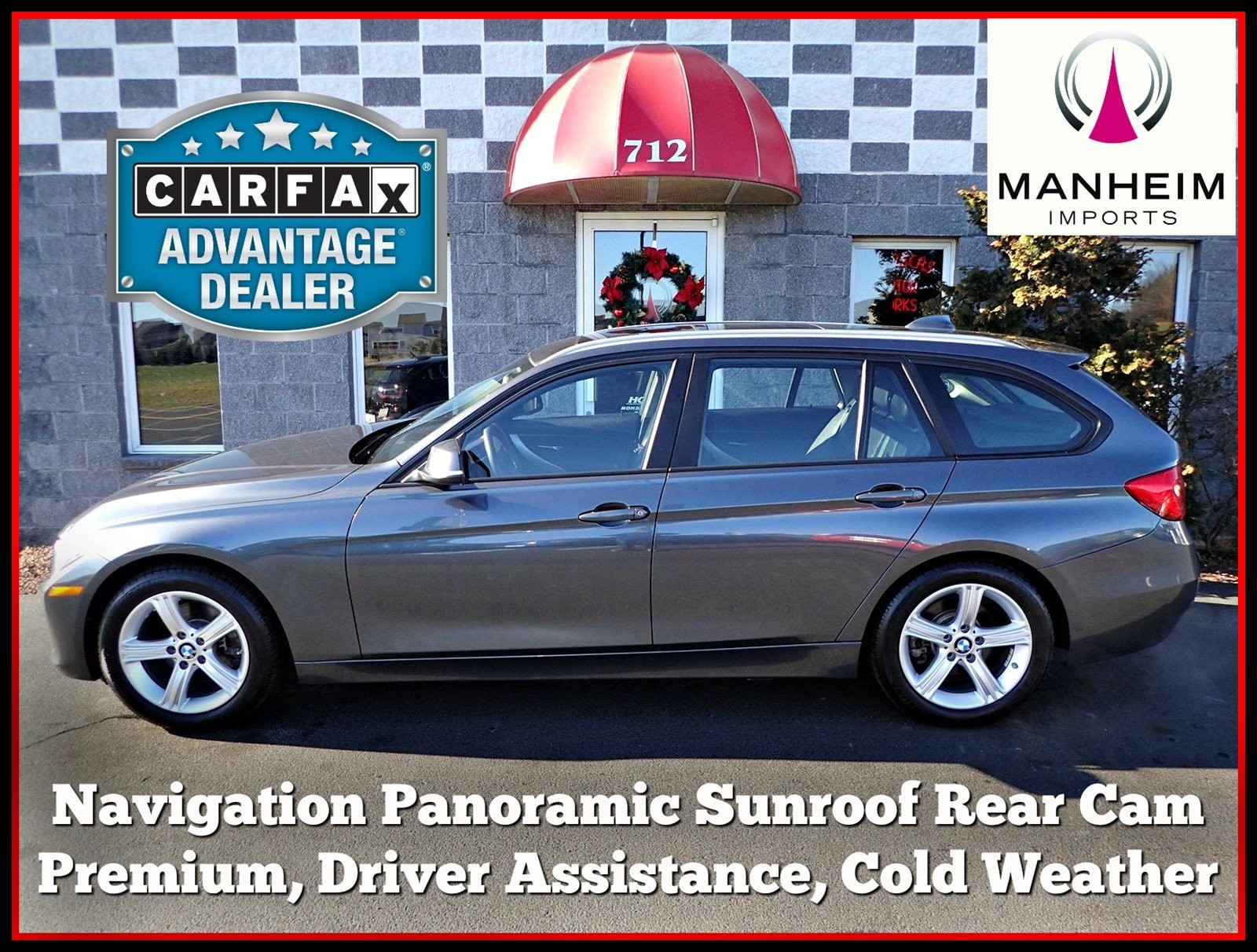 2014 Bmw 328i 0 60 Fresh Pre Owned 2014 Bmw 328i Xdrive Wagon Nav Station Wagon