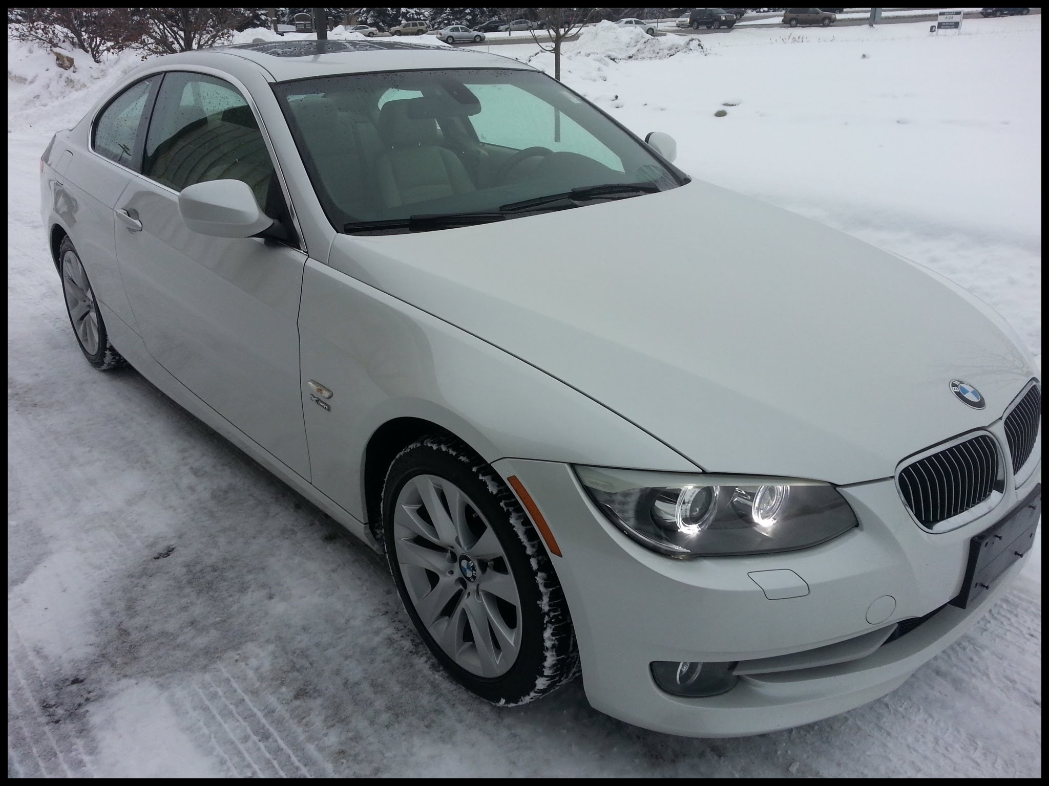 SOLD PRE OWNED 2011 BMW 328i xDrive Coupe